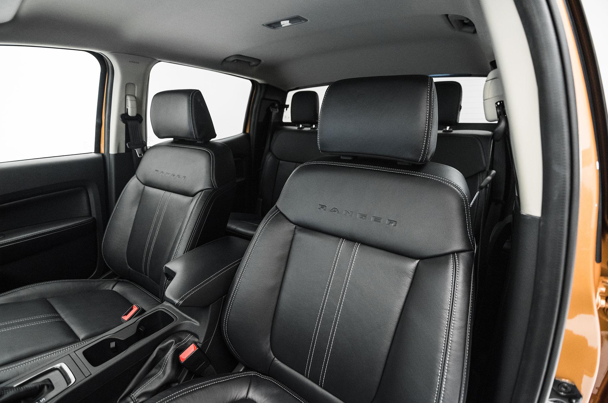 99 ranger seats