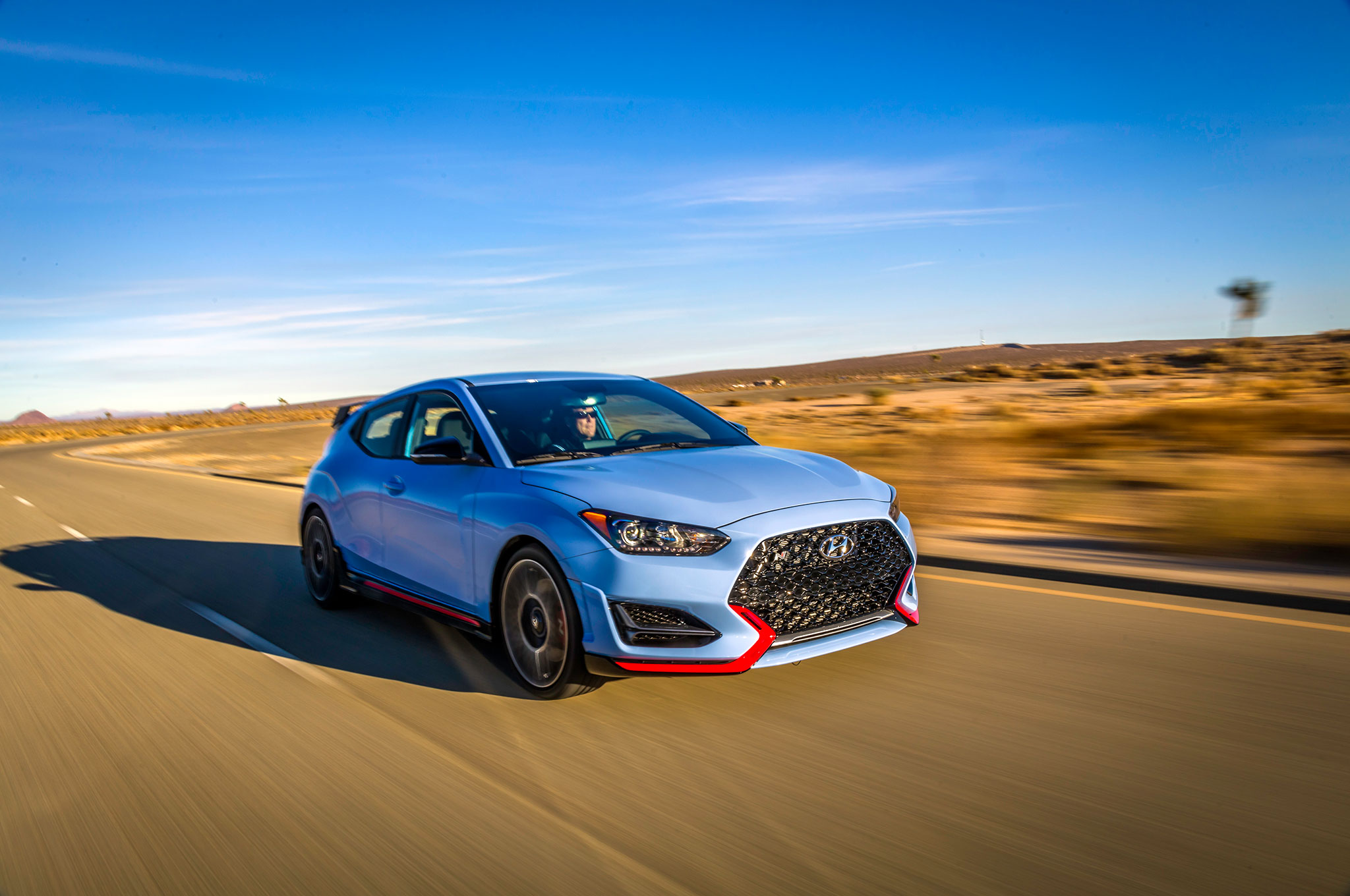 Hyundai Veloster Tires >> 2019 Hyundai Veloster N is the Brand's First Hot Hatch ...