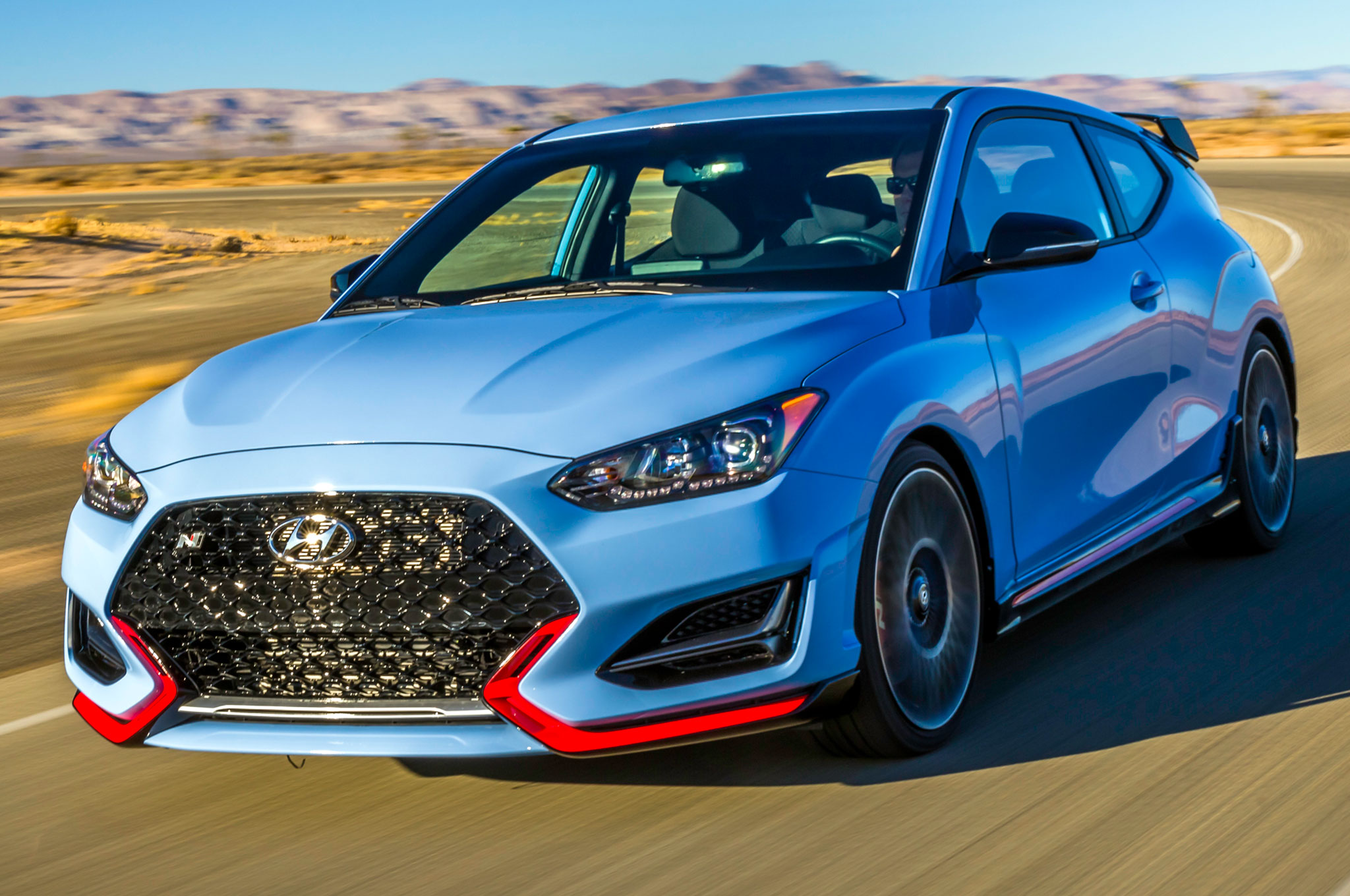 2019 Hyundai Veloster N Is The Brand S First Hot Hatch Bound For The