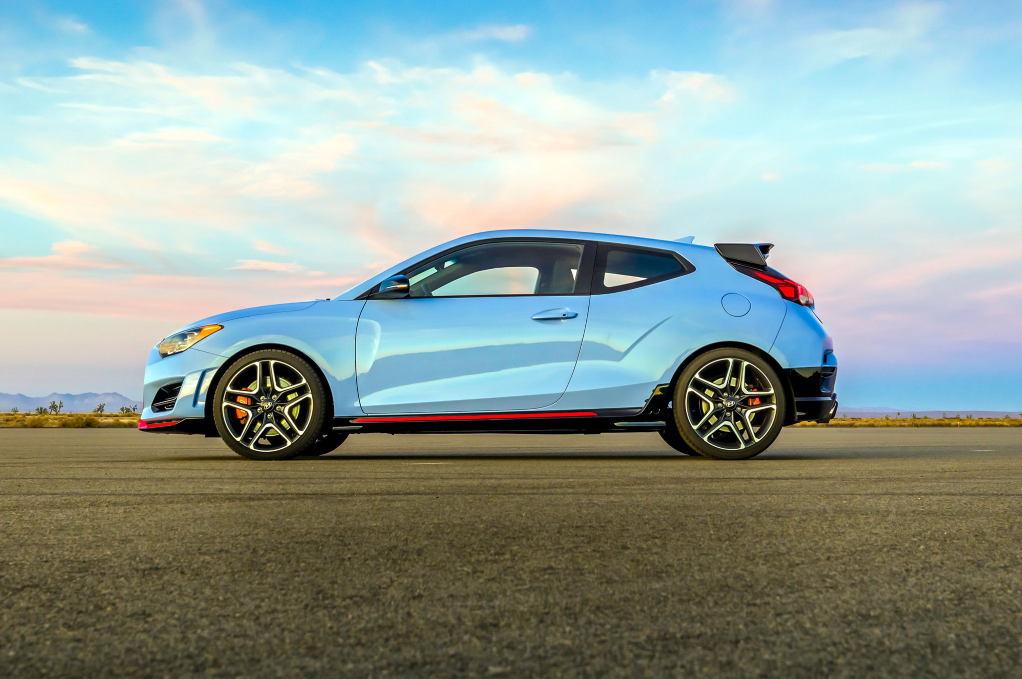 2019 Hyundai Veloster N Is The Brand S First Hot Hatch
