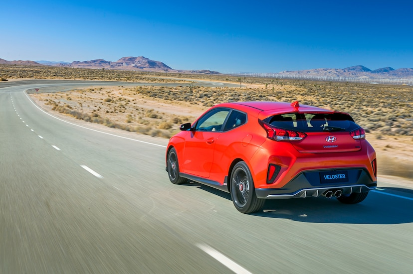 2019 Hyundai Veloster R-Spec Quick Take Review %%sep