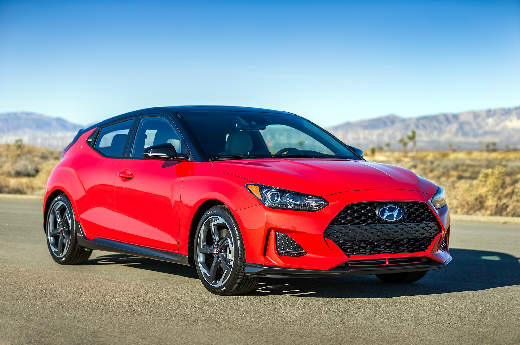 First Look 2019 Hyundai Veloster And N Performance Model