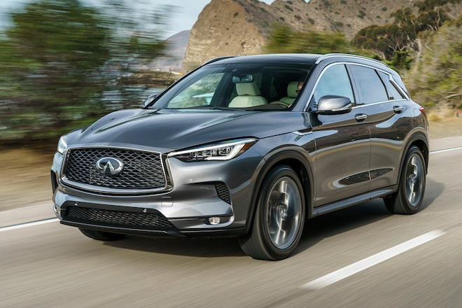 2019 Infiniti Qx50 First Drive Review Sep Sitename