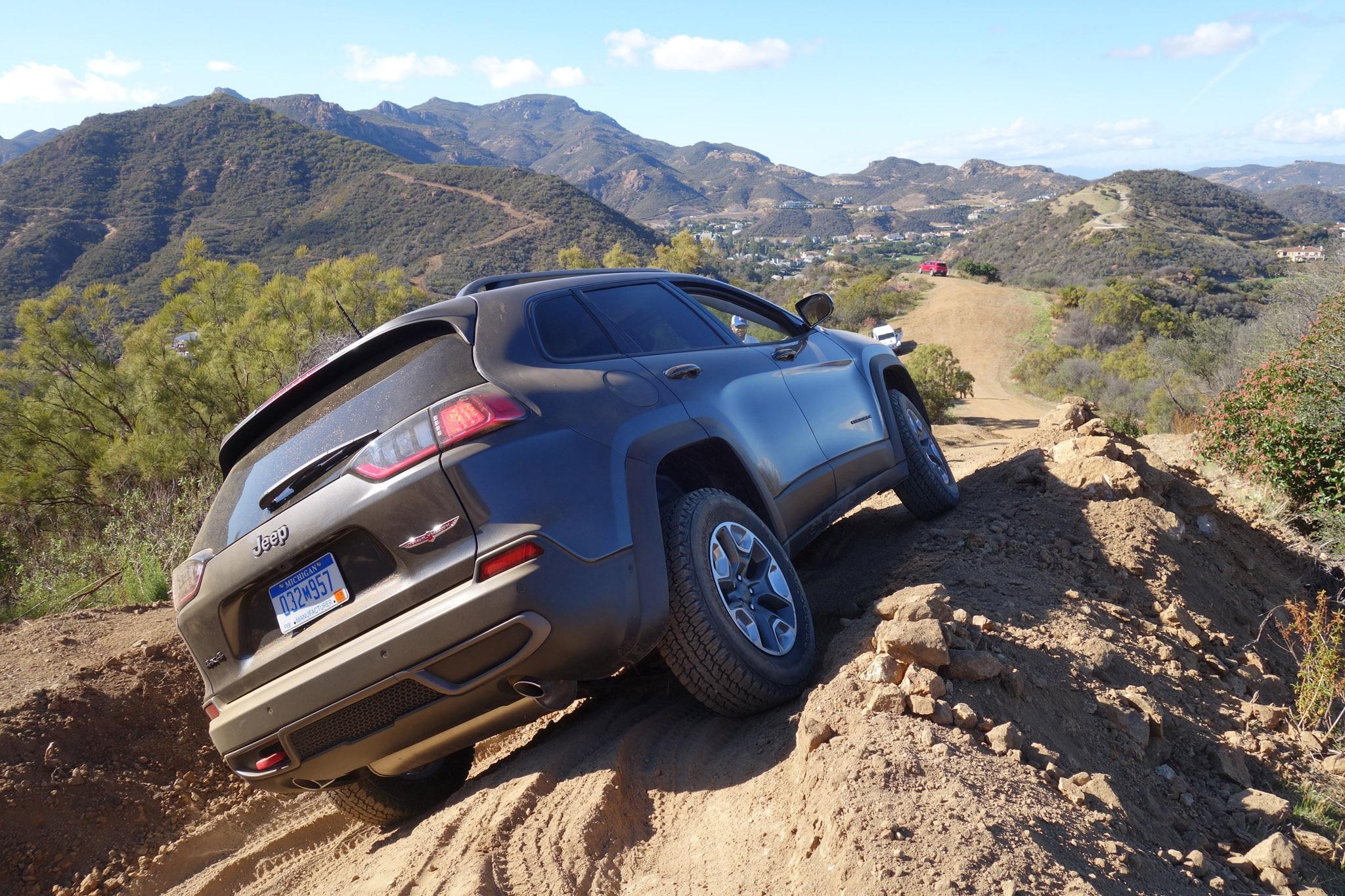 2019 Jeep Cherokee First Drive_44