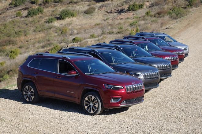 First Drive: 2019 Jeep Cherokee | Automobile Magazine