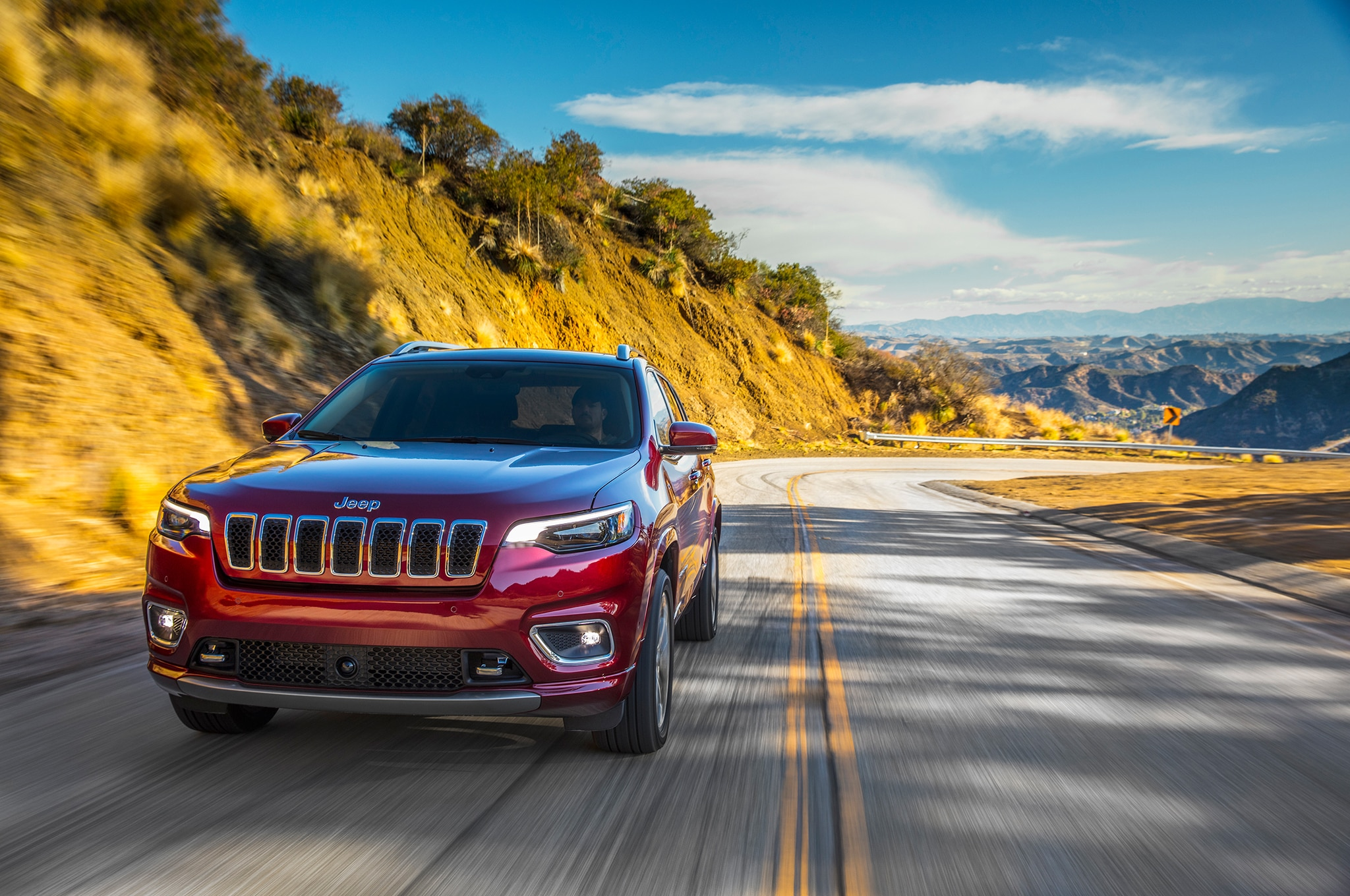 2019 Jeep Cherokee Overland 4x4 e Week Review
