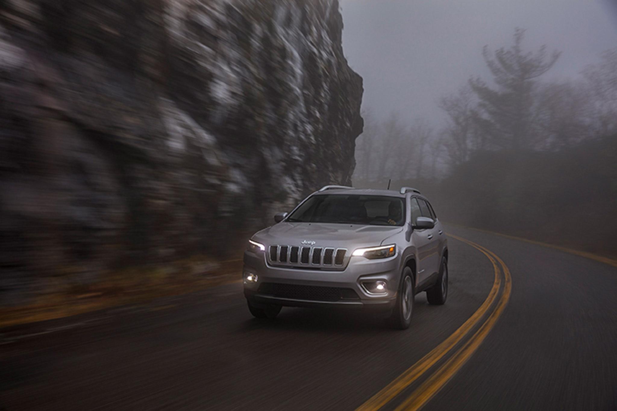 2019 Jeep Cherokee Pricing Announced   Automobile Magazine