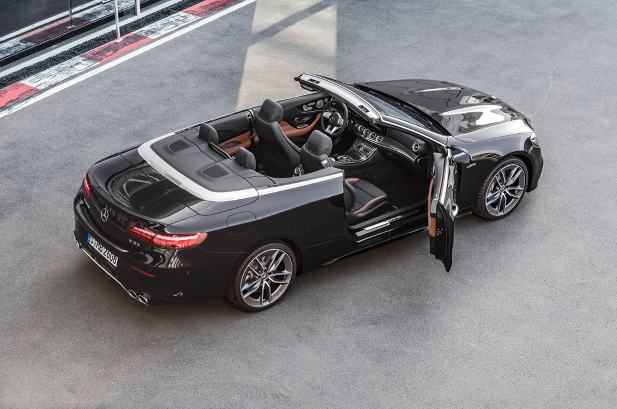 2019 Mercedes-AMG E53 Cabriolet Drive Review | Automobile ...