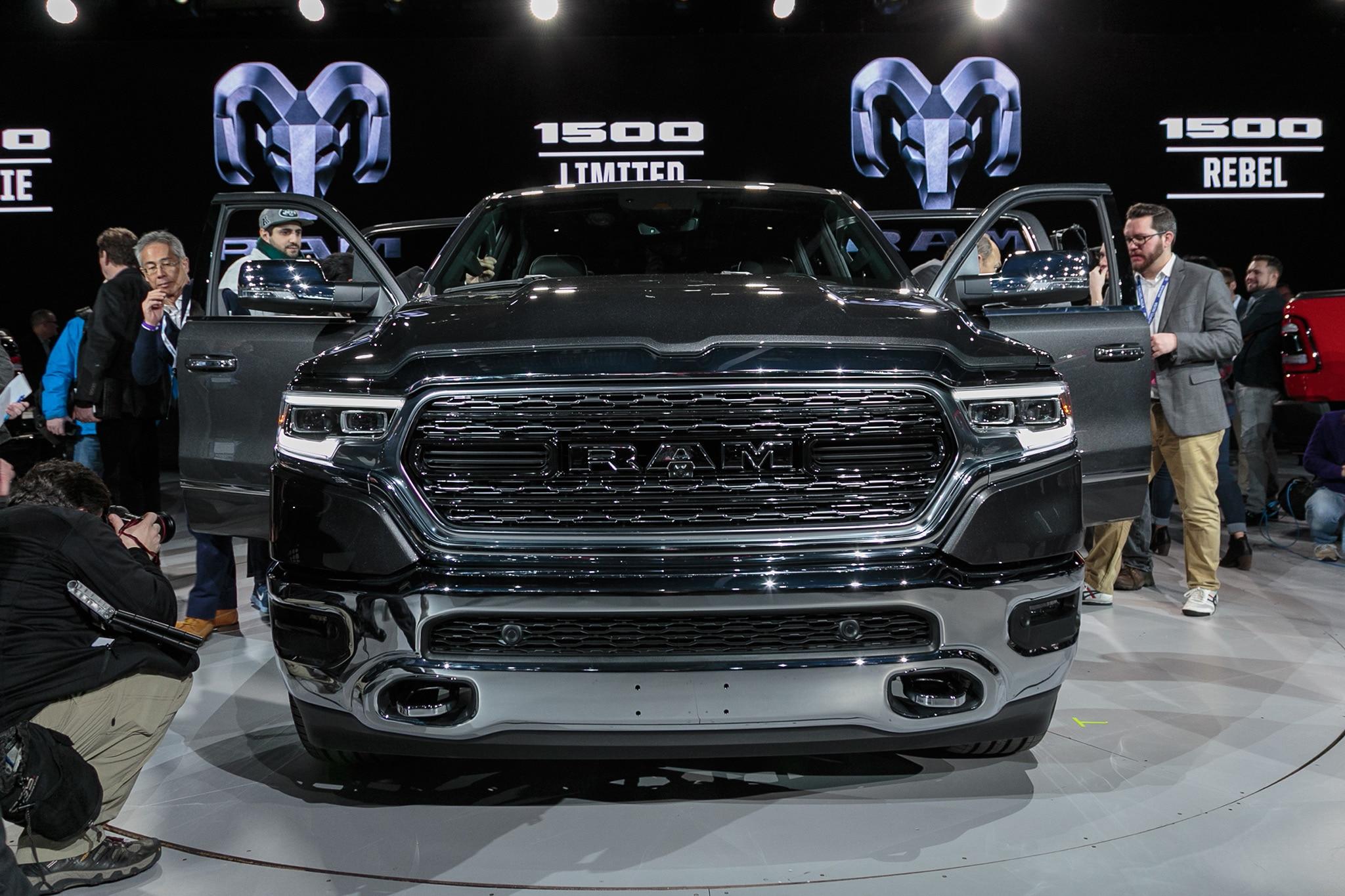 2019 Ram 1500 Limited 10