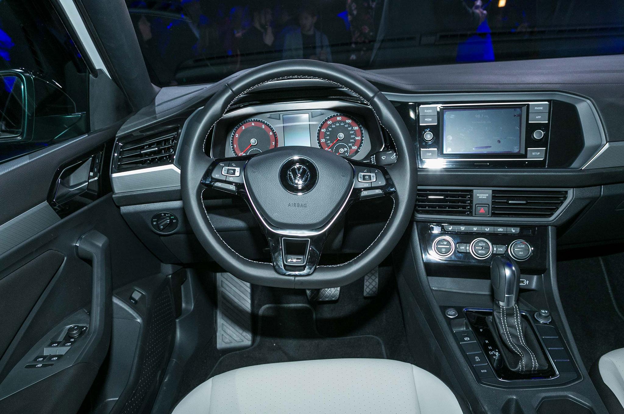 Exploring The Design Of The 2019 Volkswagen Jetta Automobile Magazine