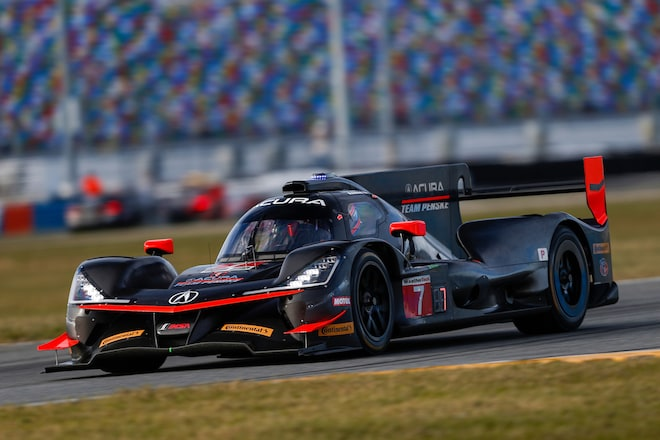 Team Penske Has A Stellar Driver Lineup For Each Of Its Two New Prototypes
