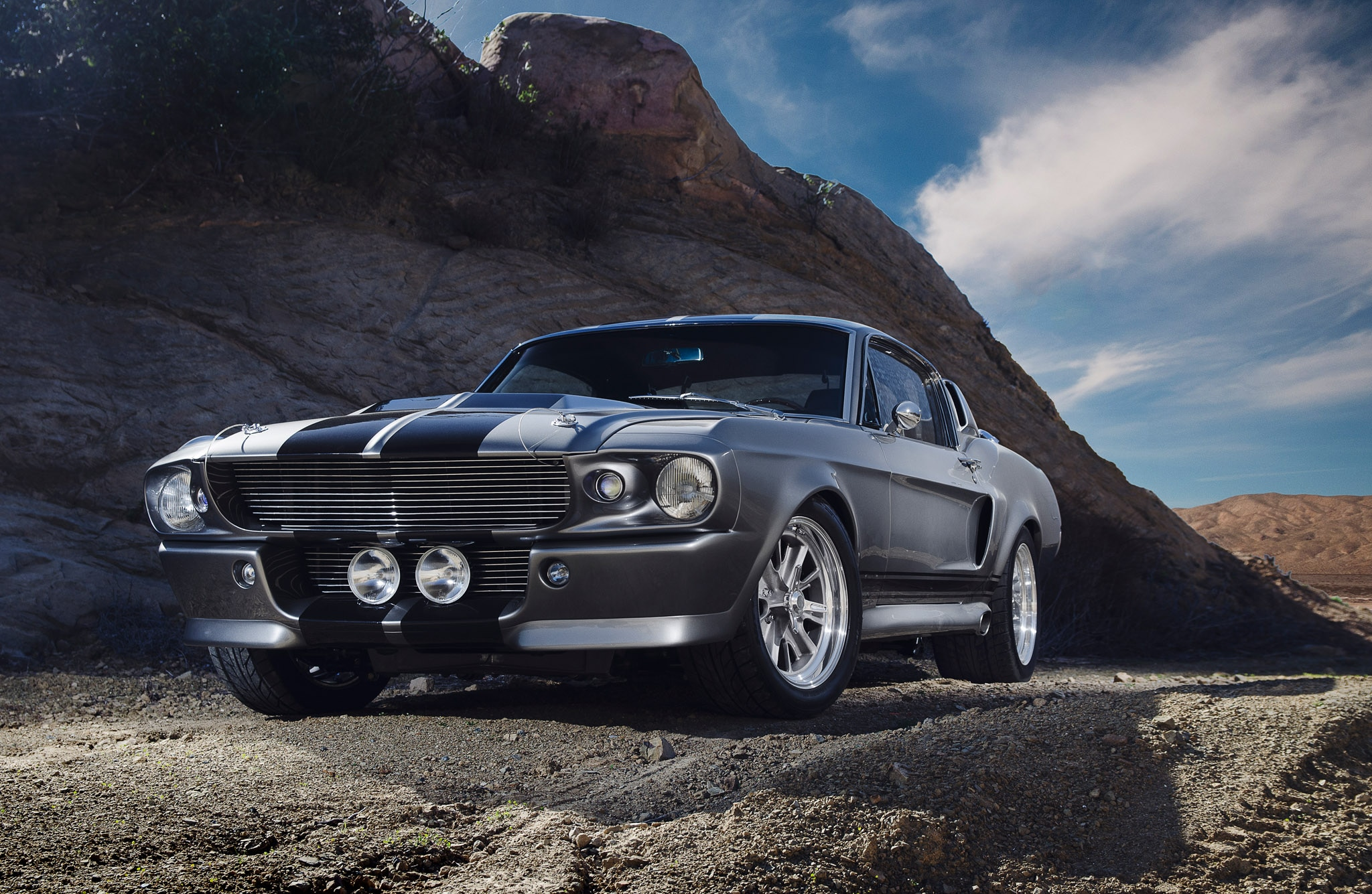 Fusion Motor Company Gone In 60 Seconds Eleanor Shot 1