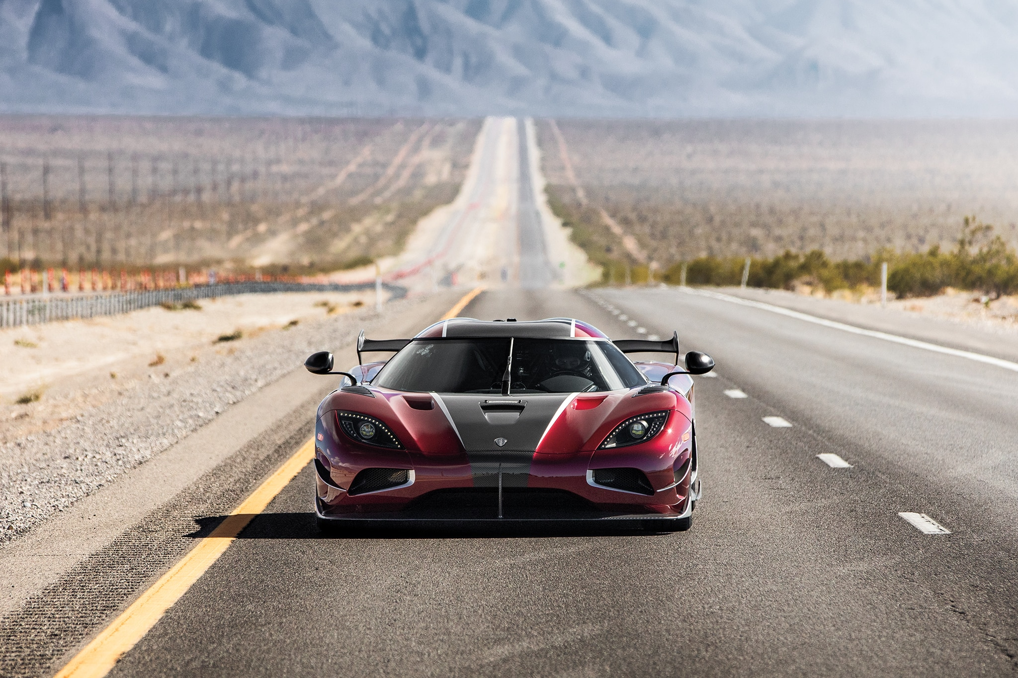 The Book Of Acts The Tale Of The World Record Setting Koenigsegg