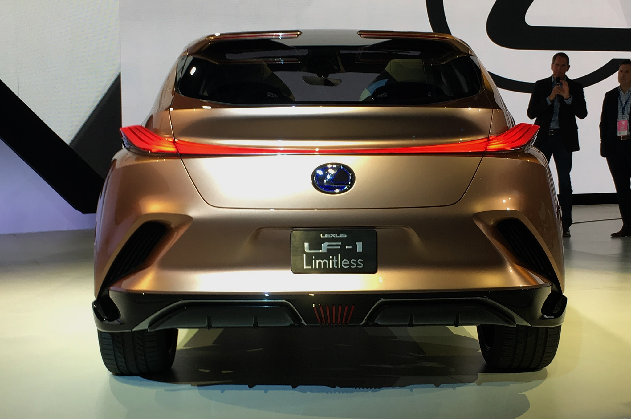 Lexus Lf 1 Limitless Concept Showcases Brand S Future Automobile