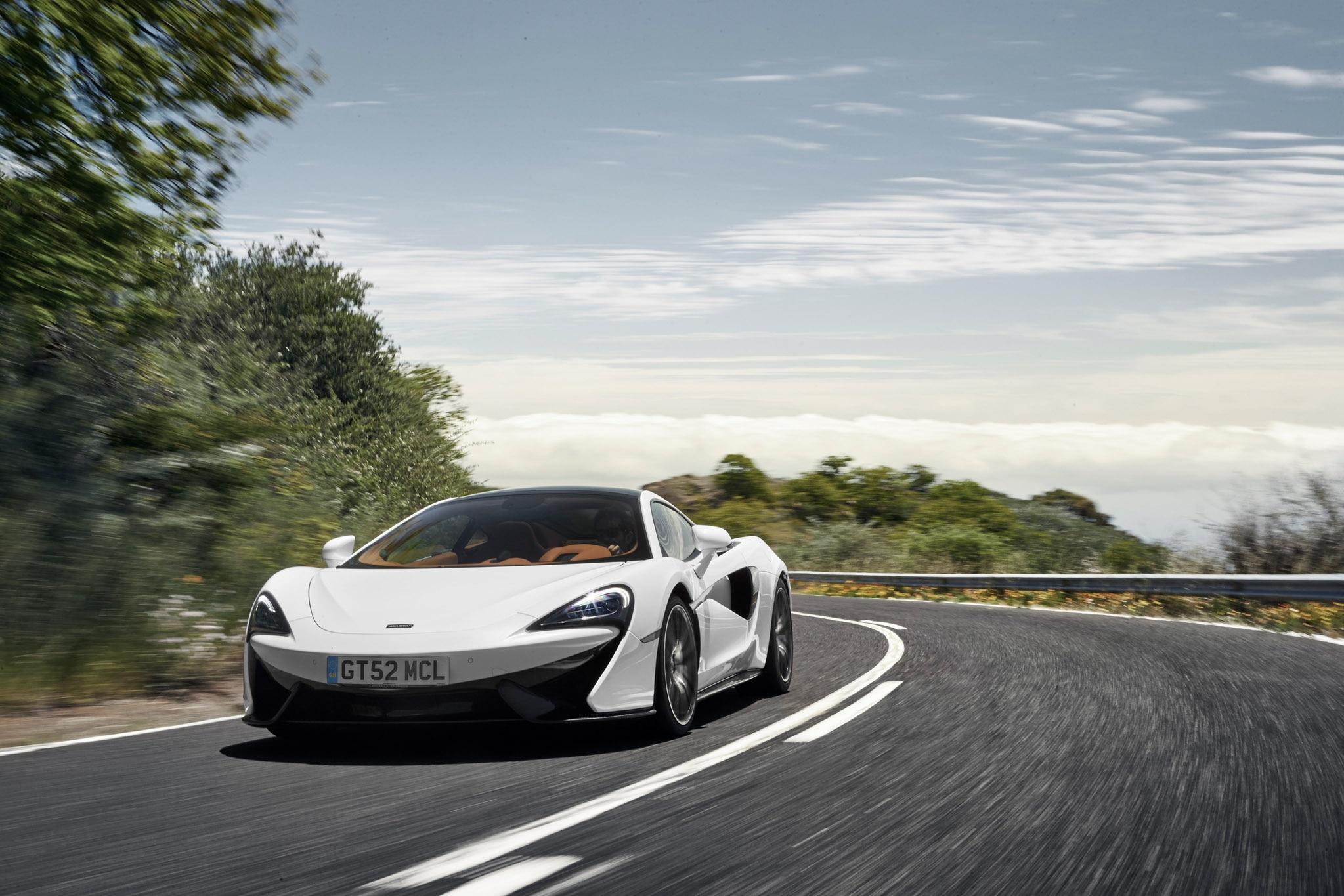 McLaren 570GT Sport Pack MY2018 3