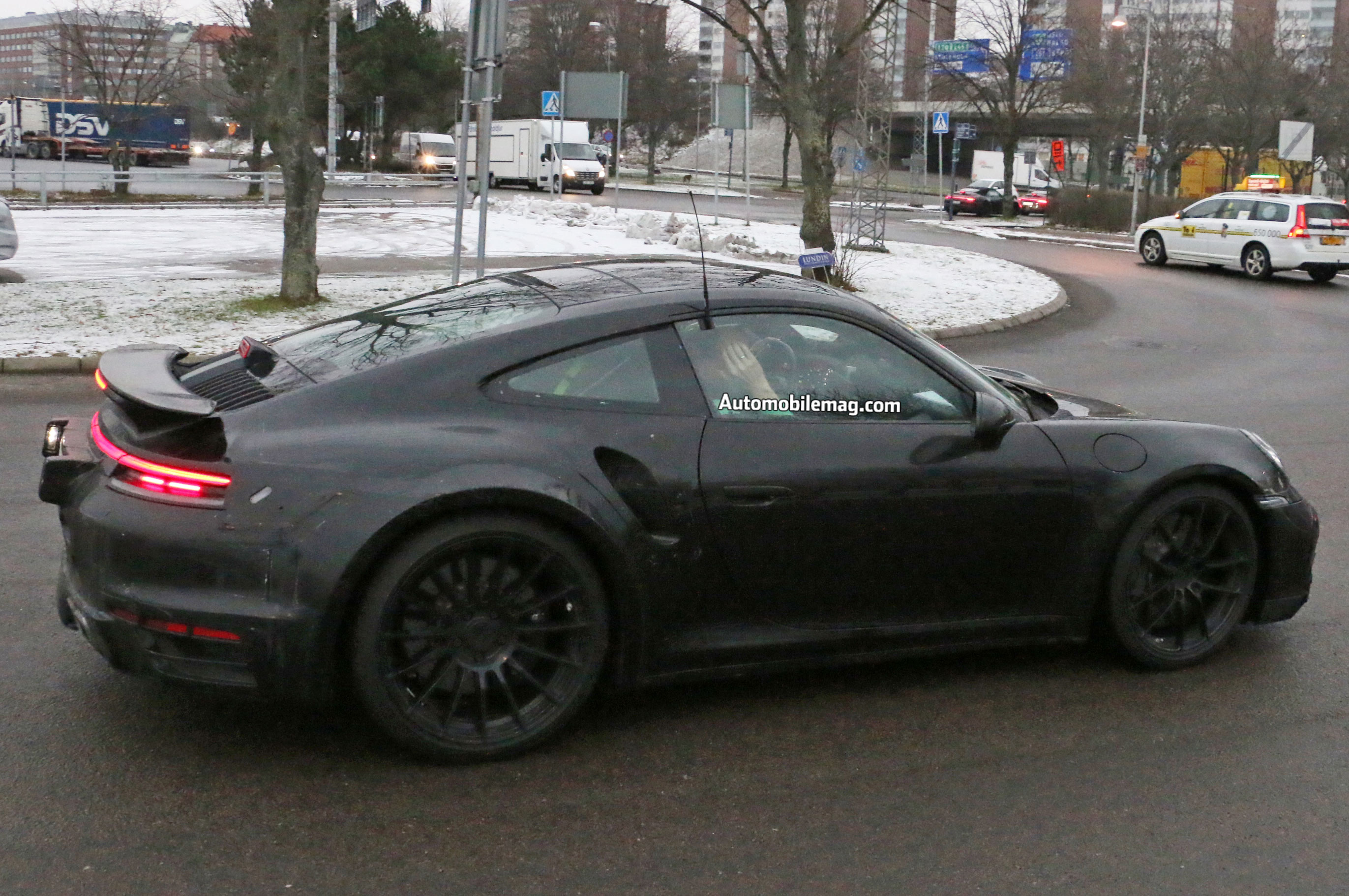 2019 Porsche 911 Turbo S >> Next-Gen Porsche 911 Turbo Spied | Automobile Magazine