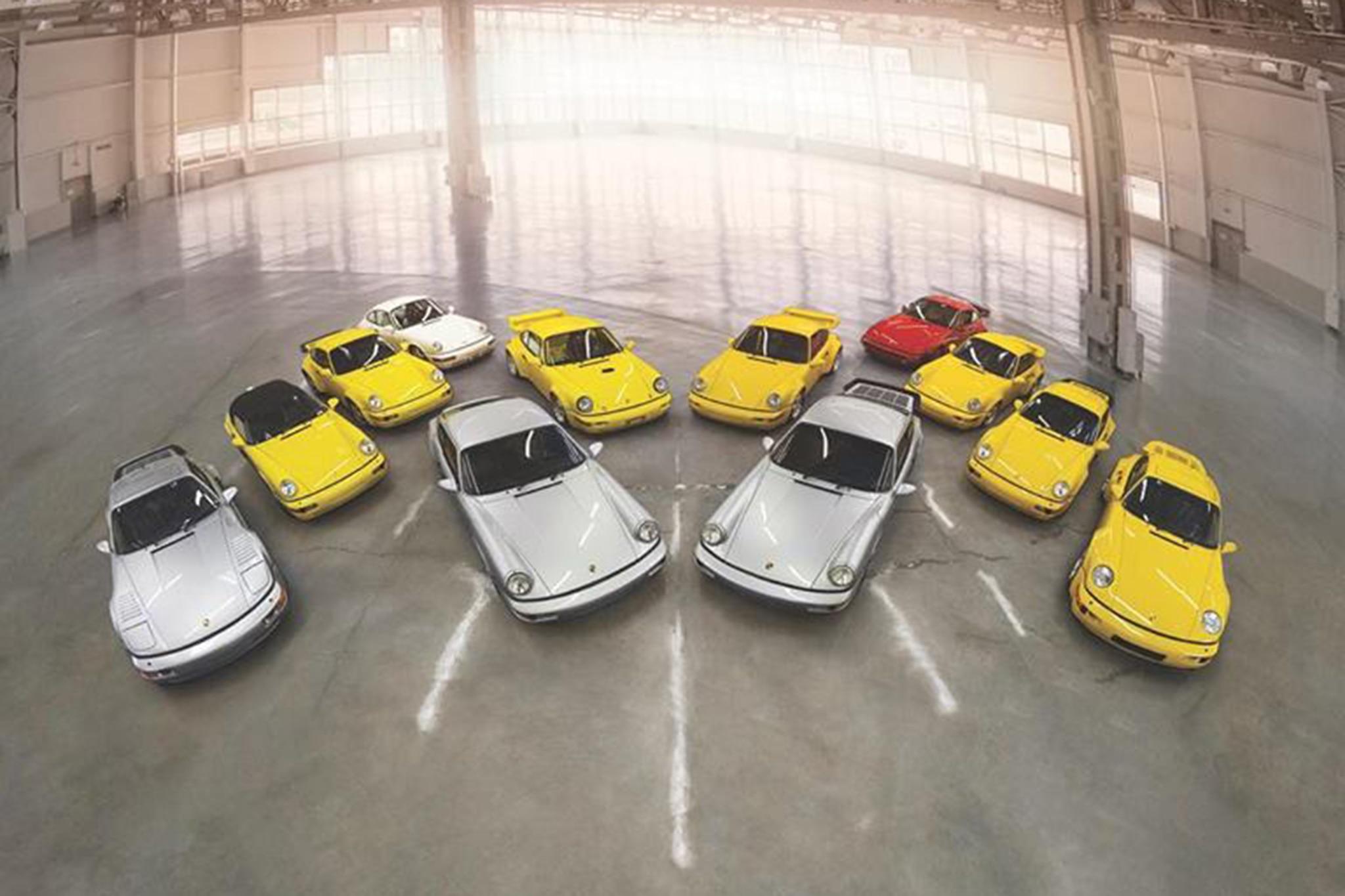 RM Sothebys Porsche 964 Collection