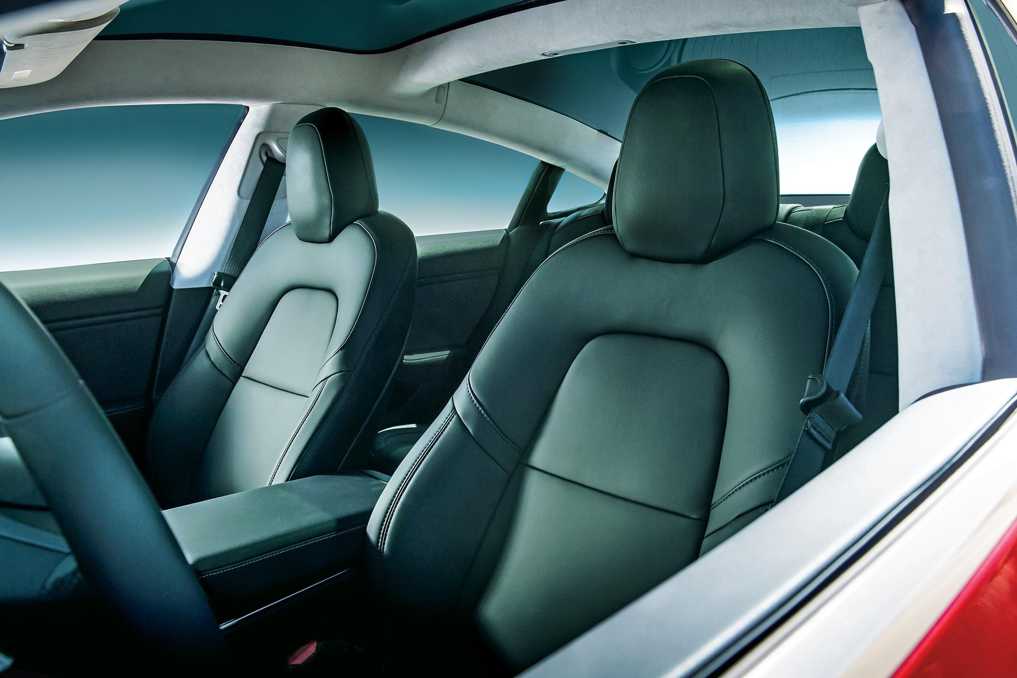 2018 Design Of The Year Tesla Model 3 Automobile Magazine