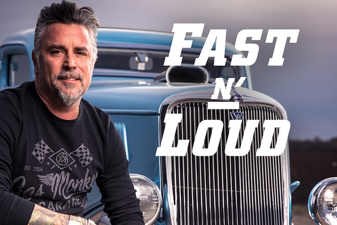 Discovery And Velocity Get Fast N Loud On Motor Trend OnDemand - Gas monkey car show