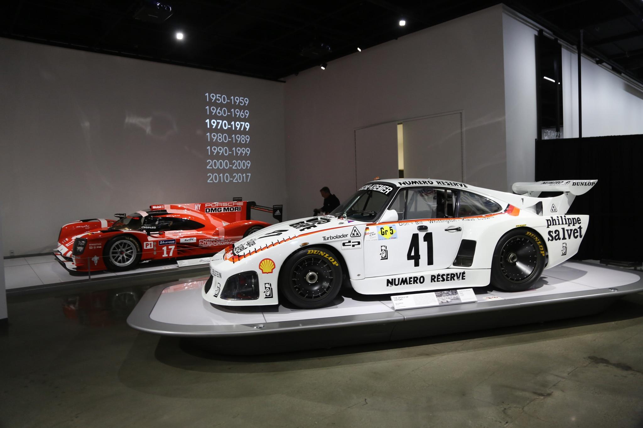 1979 Porsche 935 K3 Porsche Effect