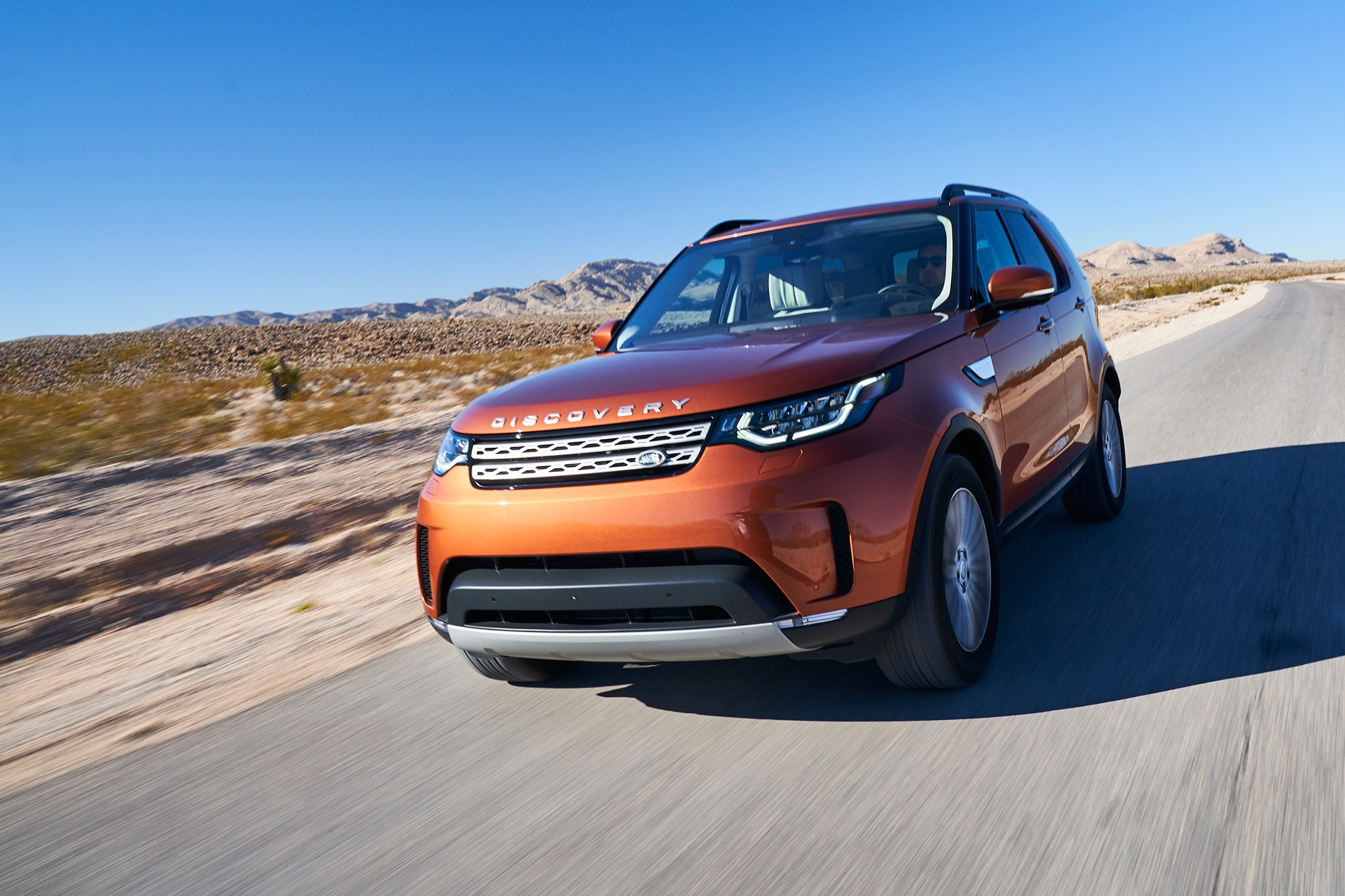 2017 Land Rover Discovery All Star Contender 10