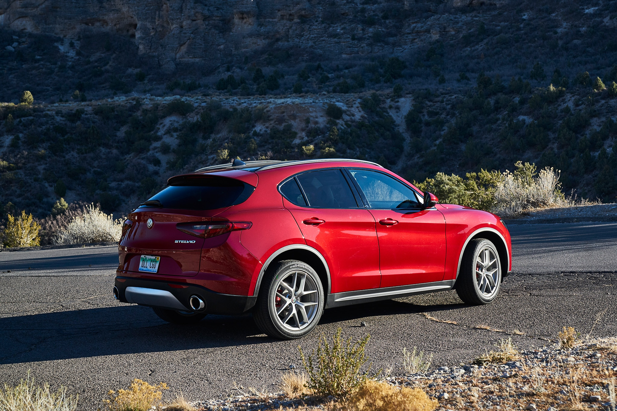 2018 Alfa Romeo Stelvio Ti Sport Awd One Week Review Automobile