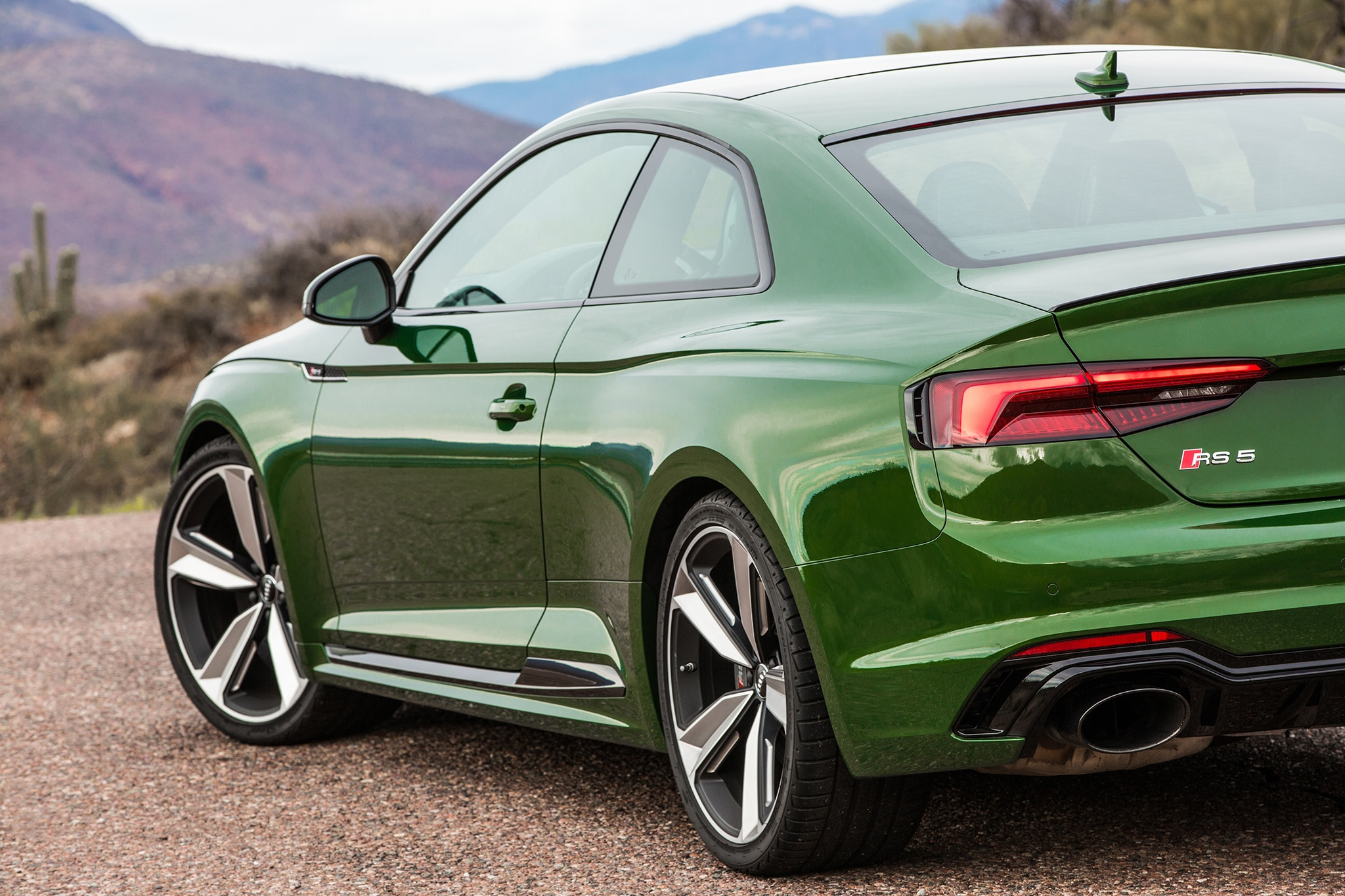 Audi Rs >> 2018 Audi Rs 5 Coupe U S Spec First Drive Review Automobile Magazine