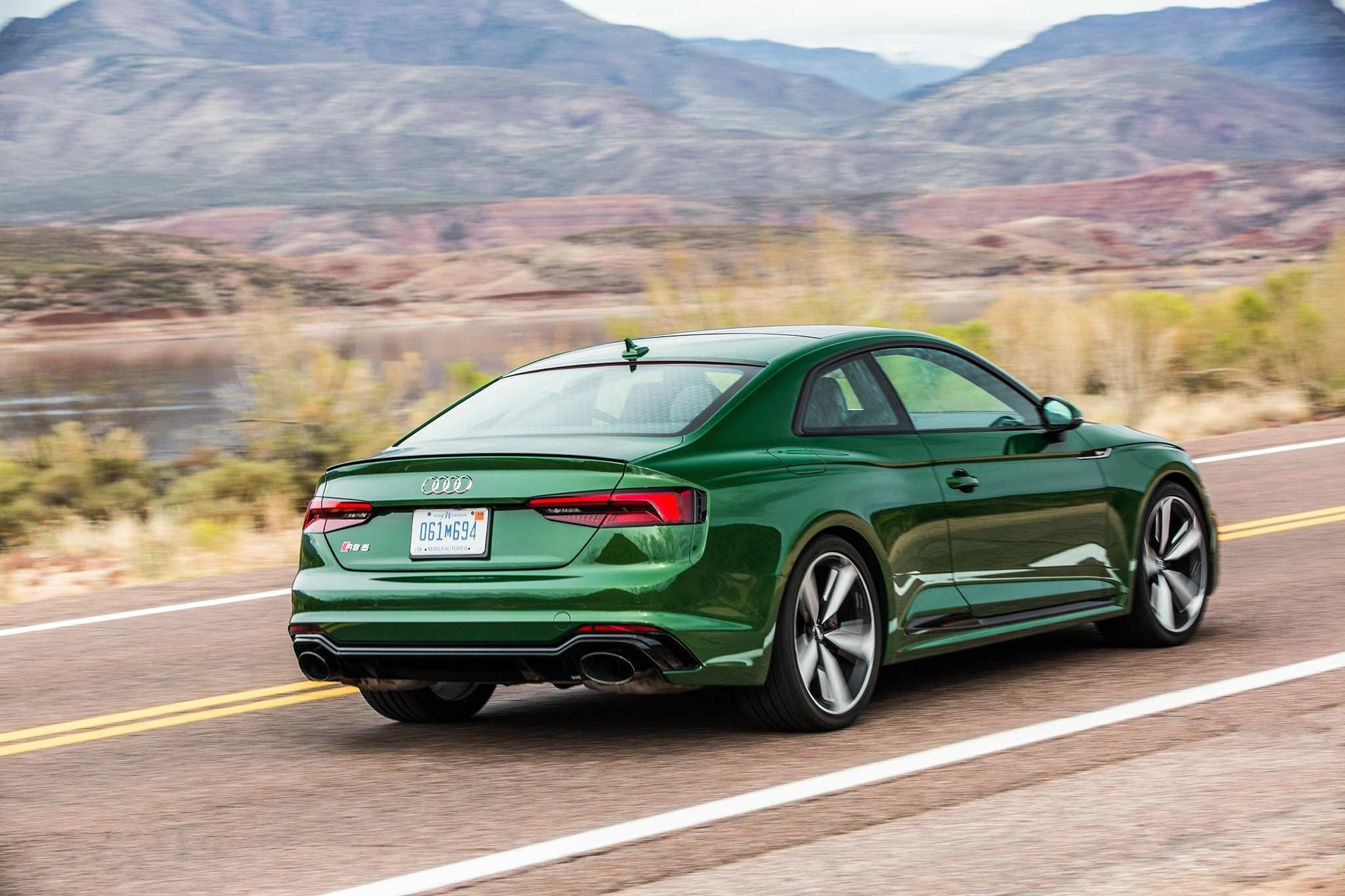 2018 Audi Rs 5 Coupe Us Spec First Drive Review Automobile Magazine