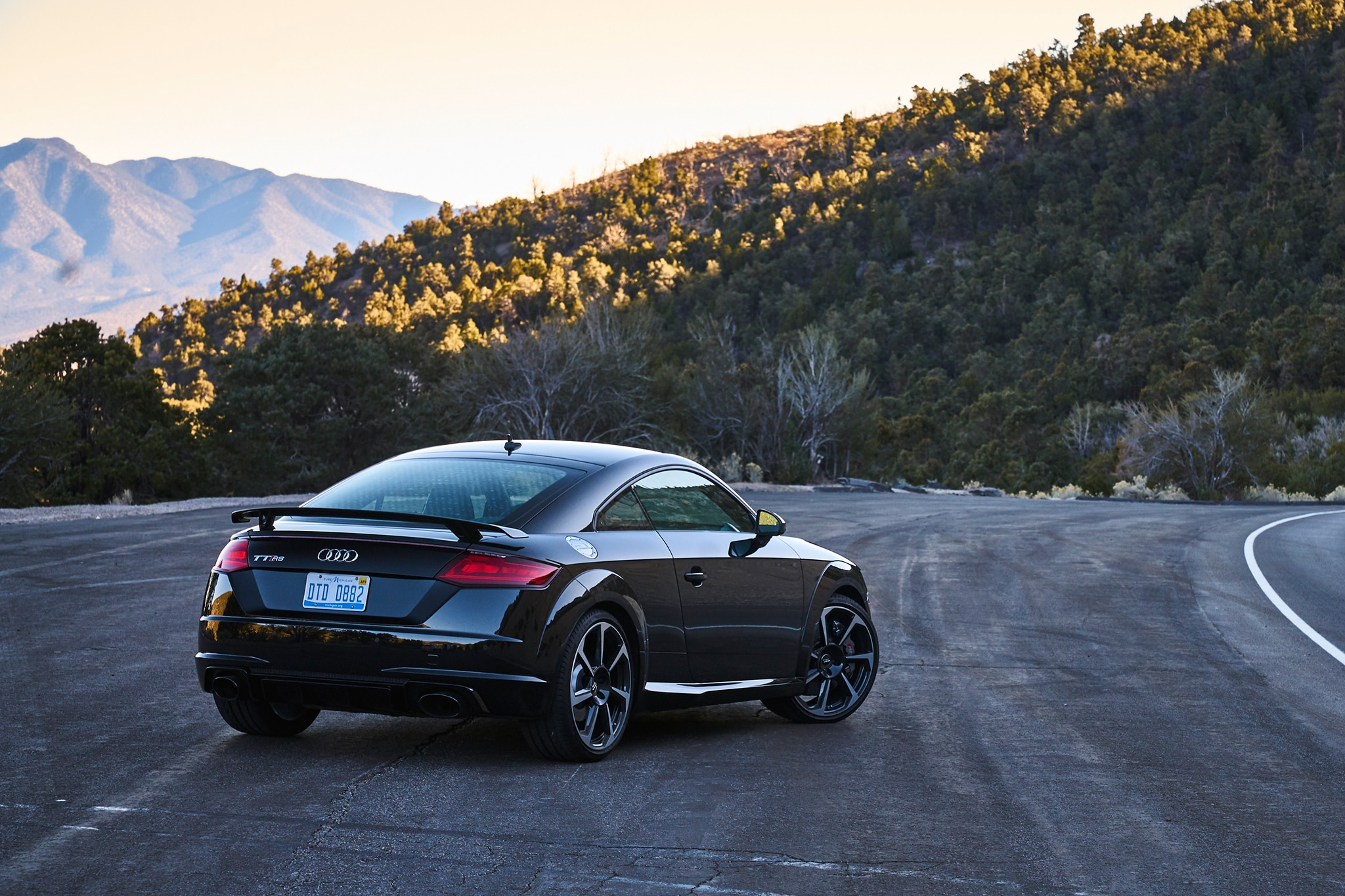 2018 Audi Tt Rs One Week Review Automobile Magazine