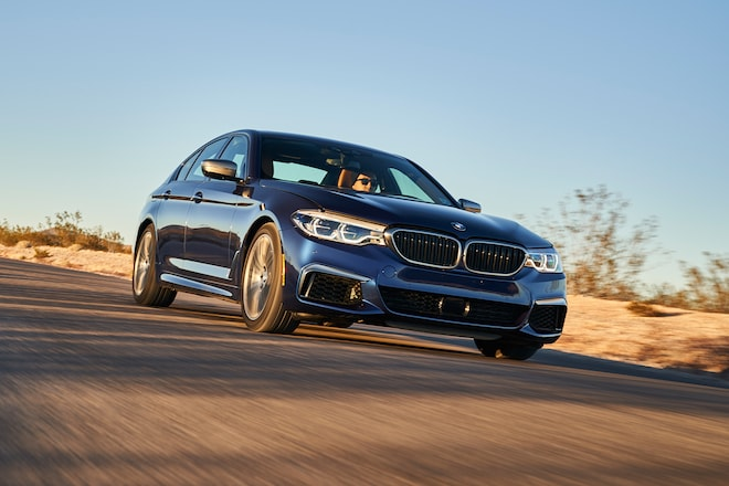 2018 BMW M550i XDrive All Star Contender 26