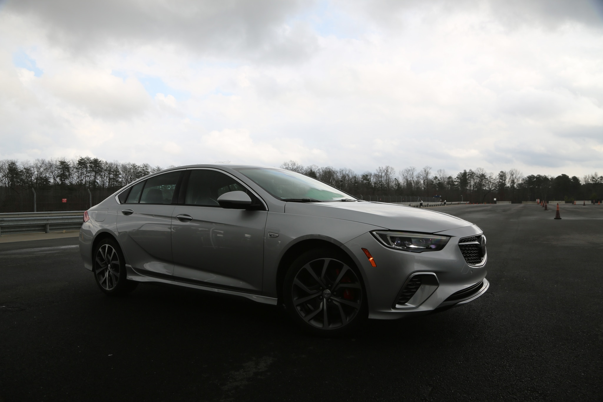First Drive 2018 Buick Regal Gs Automobile Magazine