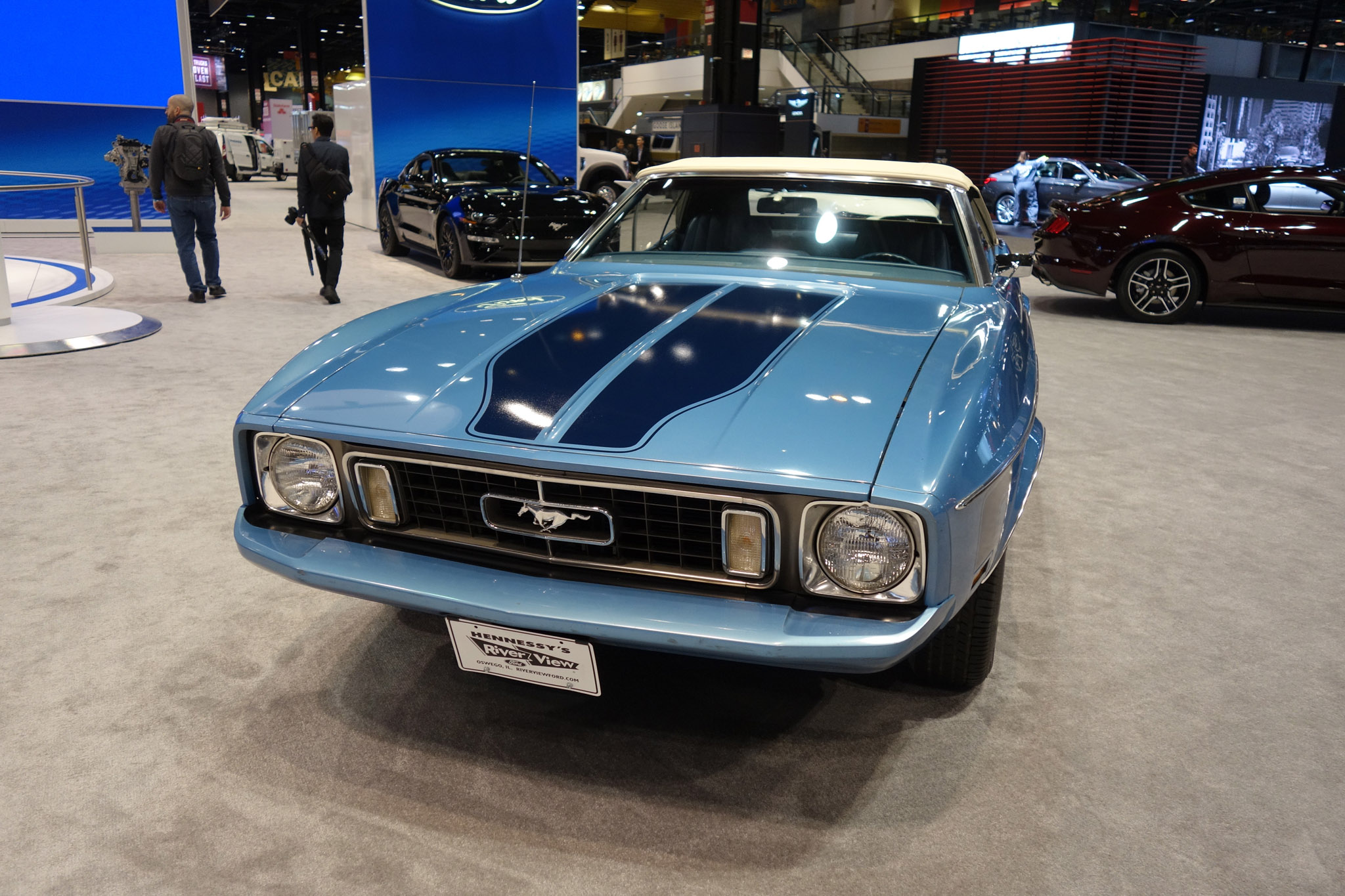 Funky Finds From The 2018 Chicago Auto Show Automobile Magazine