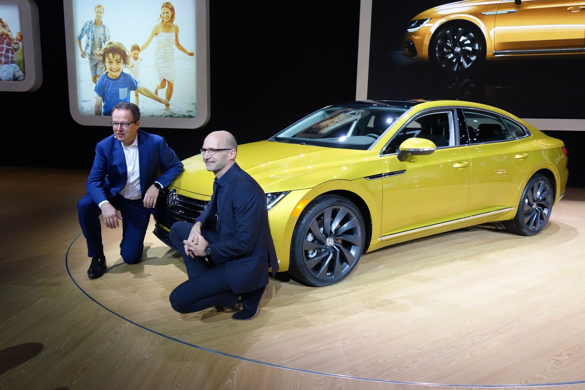 2018 Chicago Auto Show_2019 Volkswagen Arteon