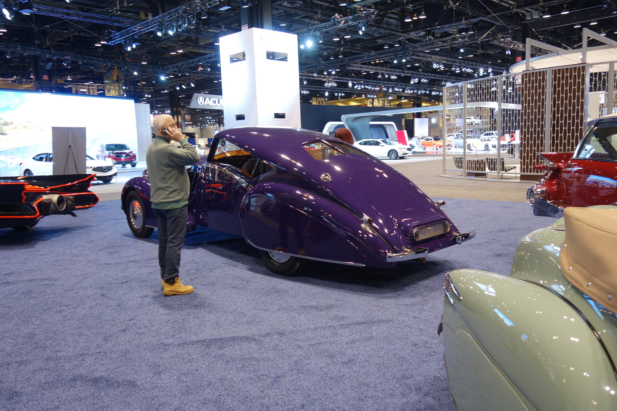Funky Finds From The Chicago Auto Show Automobile Magazine - Car show chicago 2018