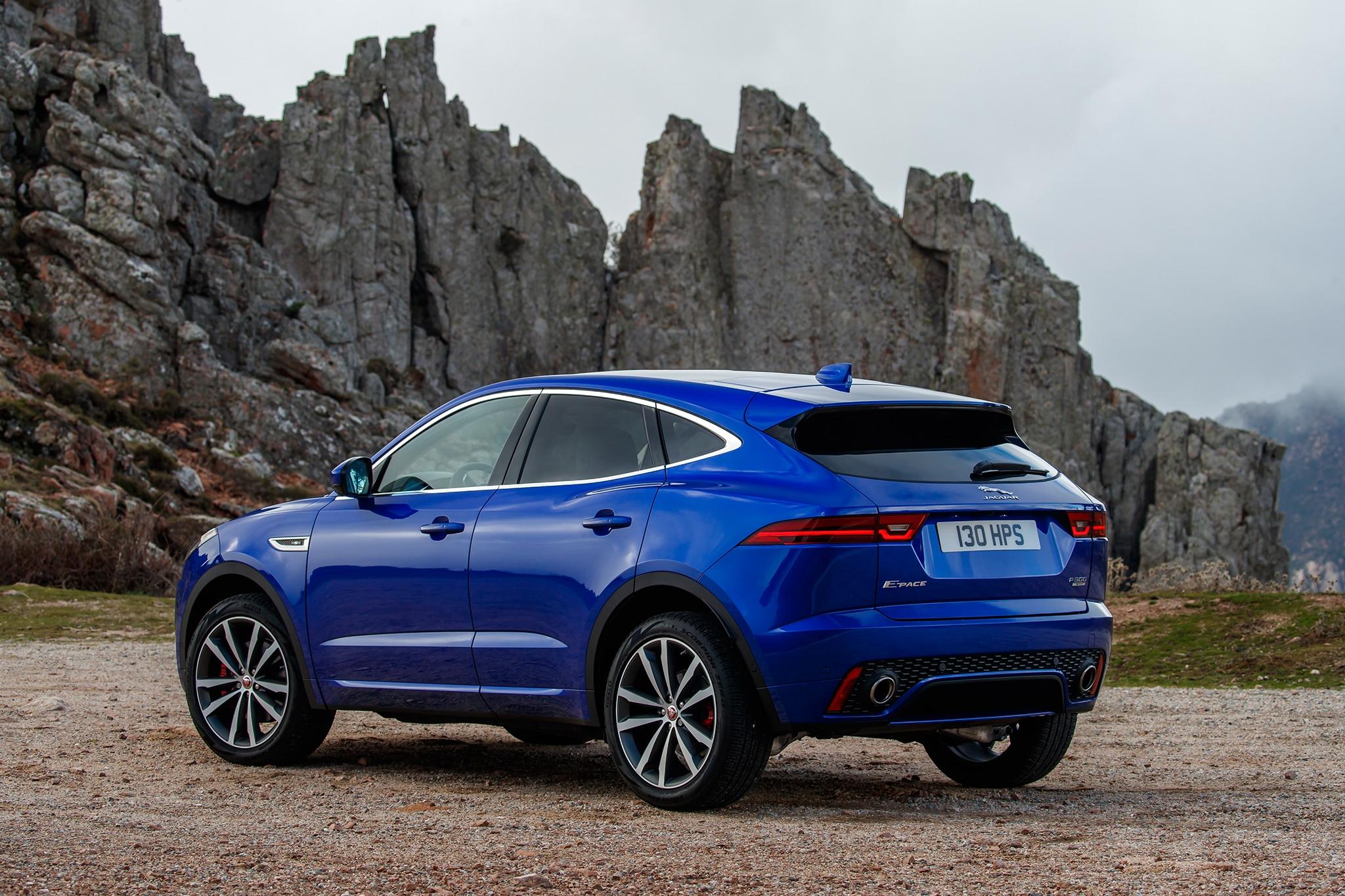 2018 Jaguar E Pace First Drive Review Automobile Magazine