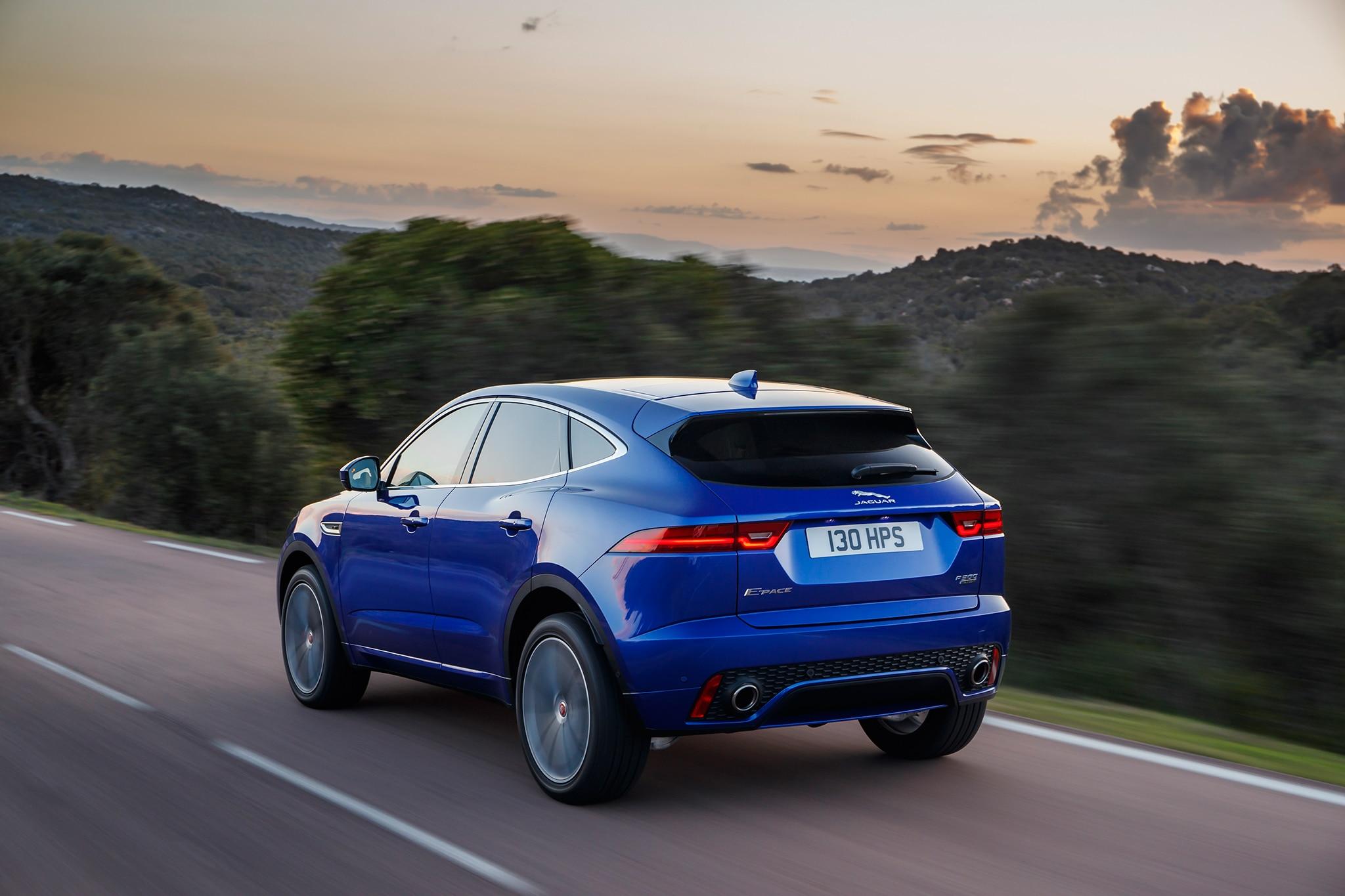 2018 Jaguar E-Pace First Drive Review | Automobile Magazine