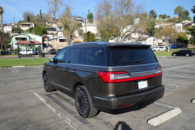 Lincoln Navigator X Black Label