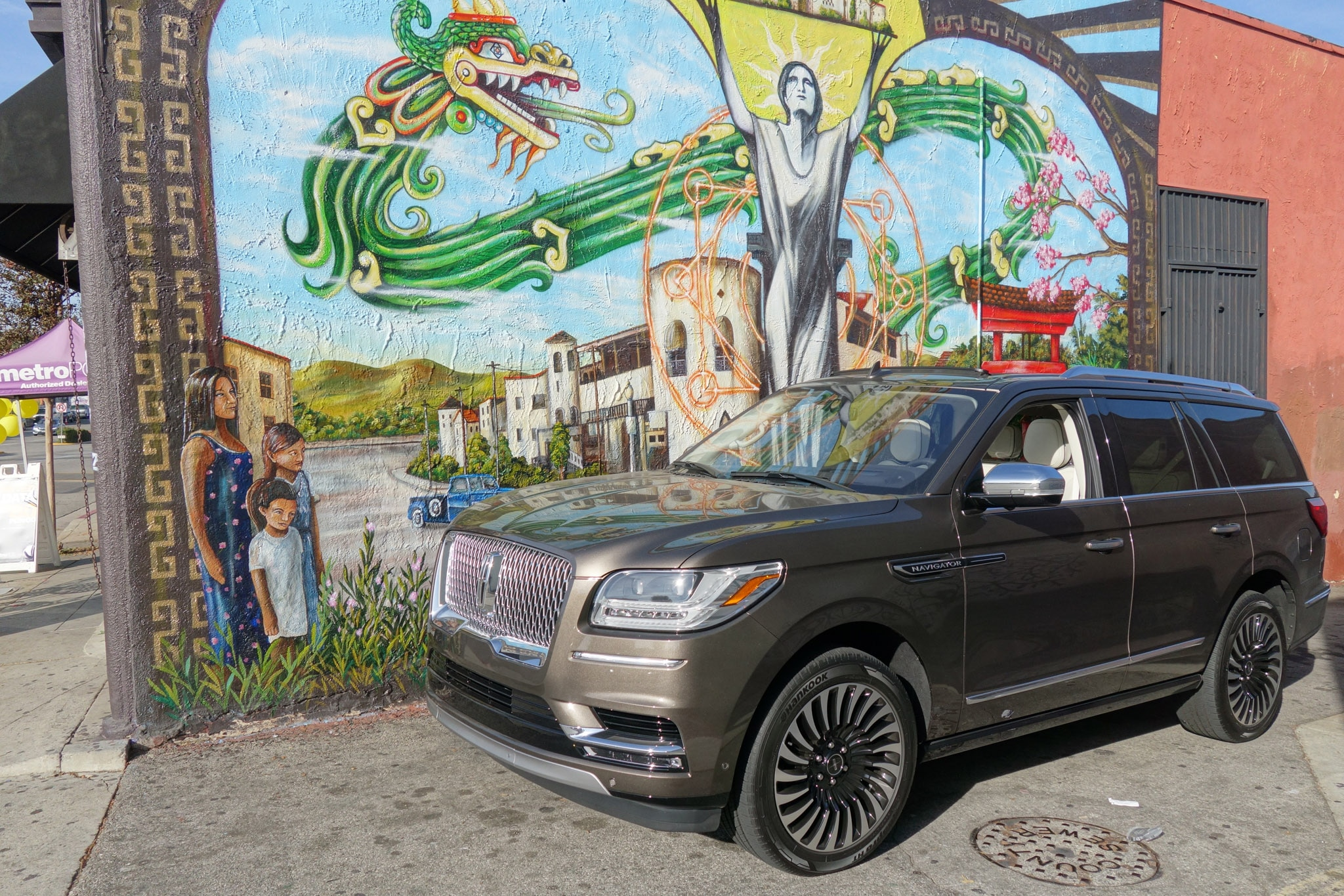 Lincoln Black Label >> 2018 Lincoln Navigator 4x4 Black Label Edition Quick Take Review | Automobile Magazine