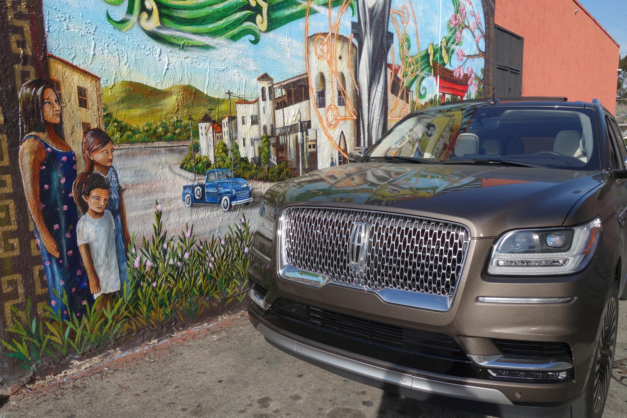 2018 Lincoln Navigator 4x4 Black Label Edition Quick Take