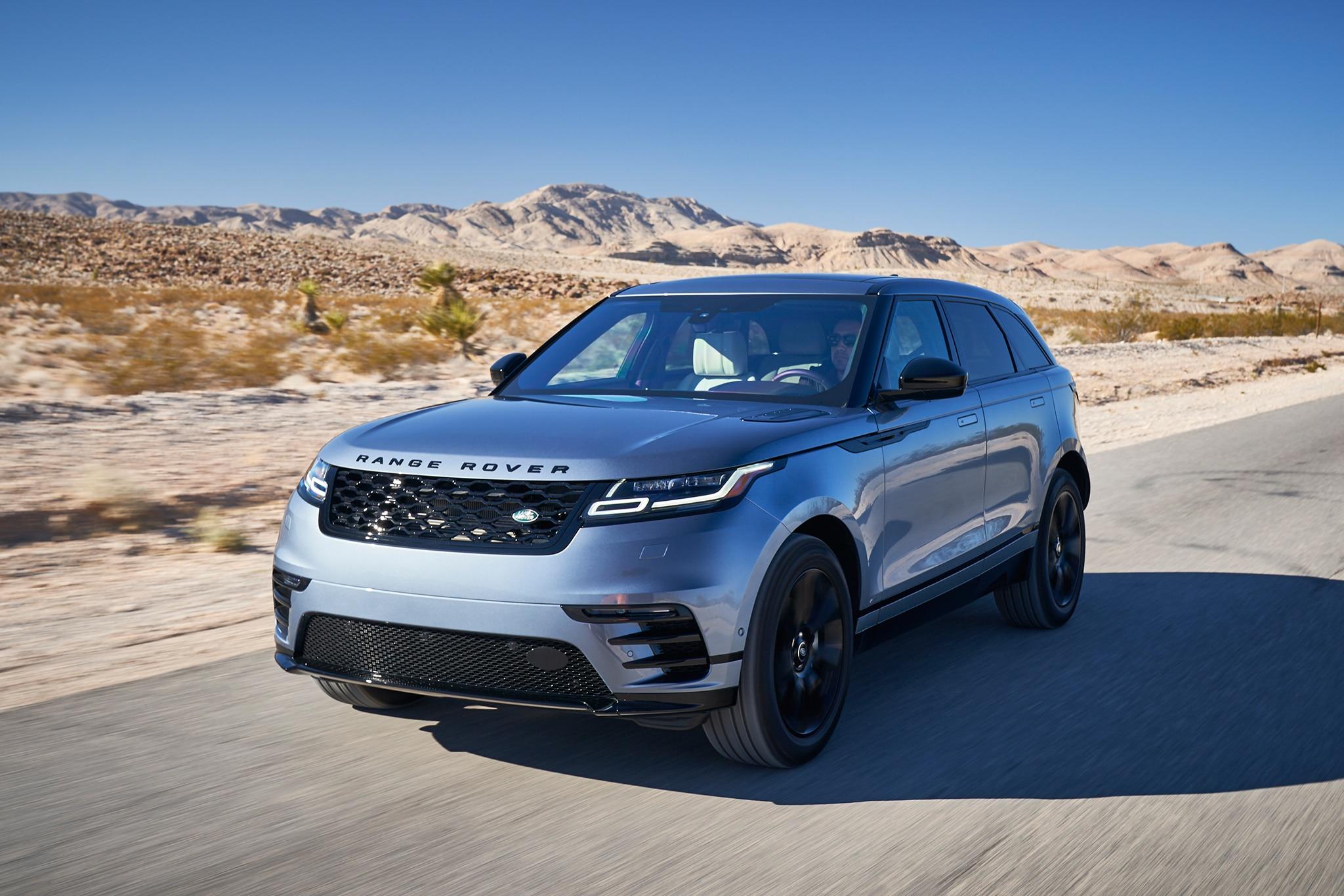 2018 All Stars Contender 2018 Range Rover Velar R Dynamic