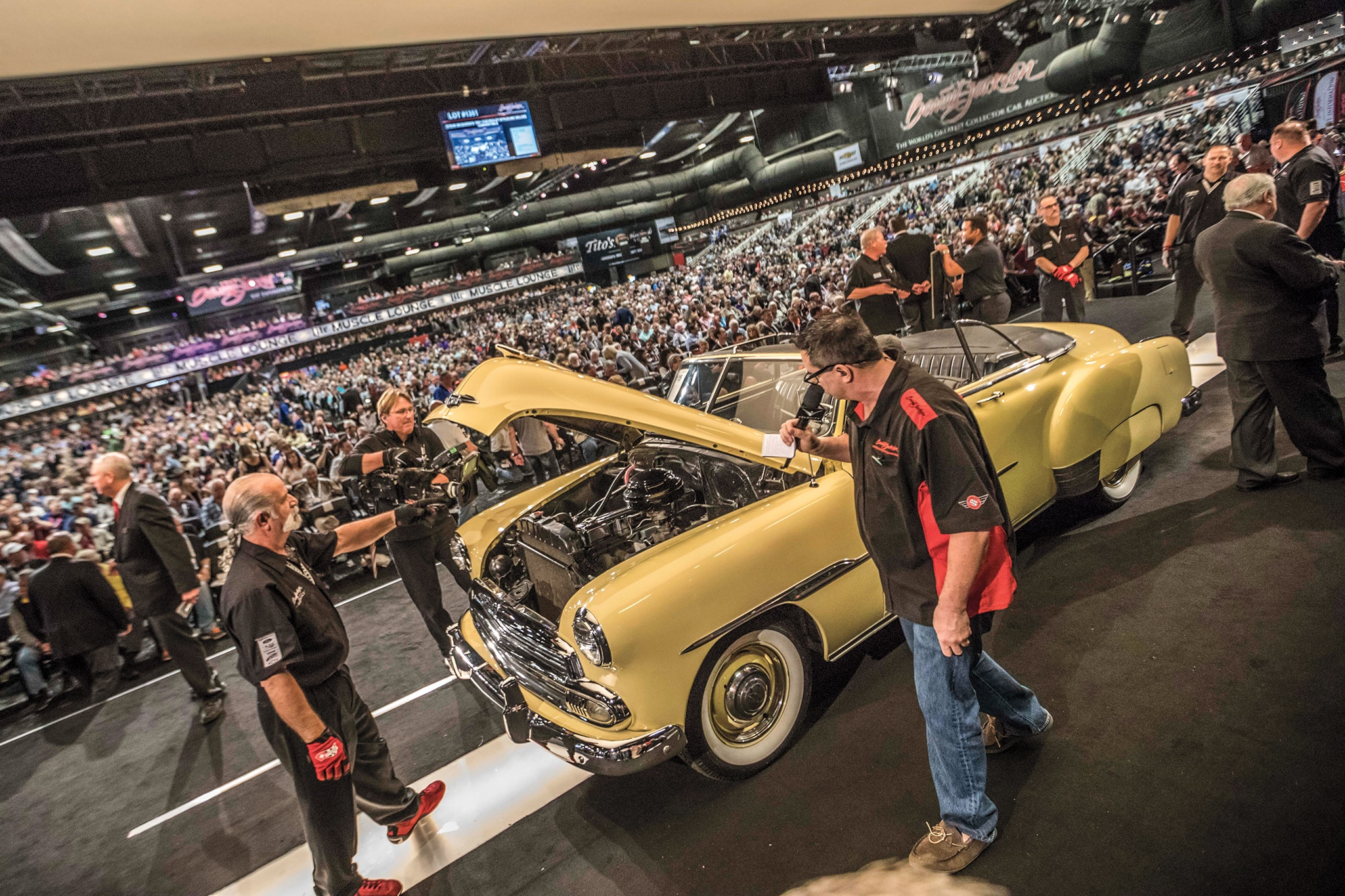 Three Days In The Desert At The Scottsdale Auctions - Scottsdale car show today