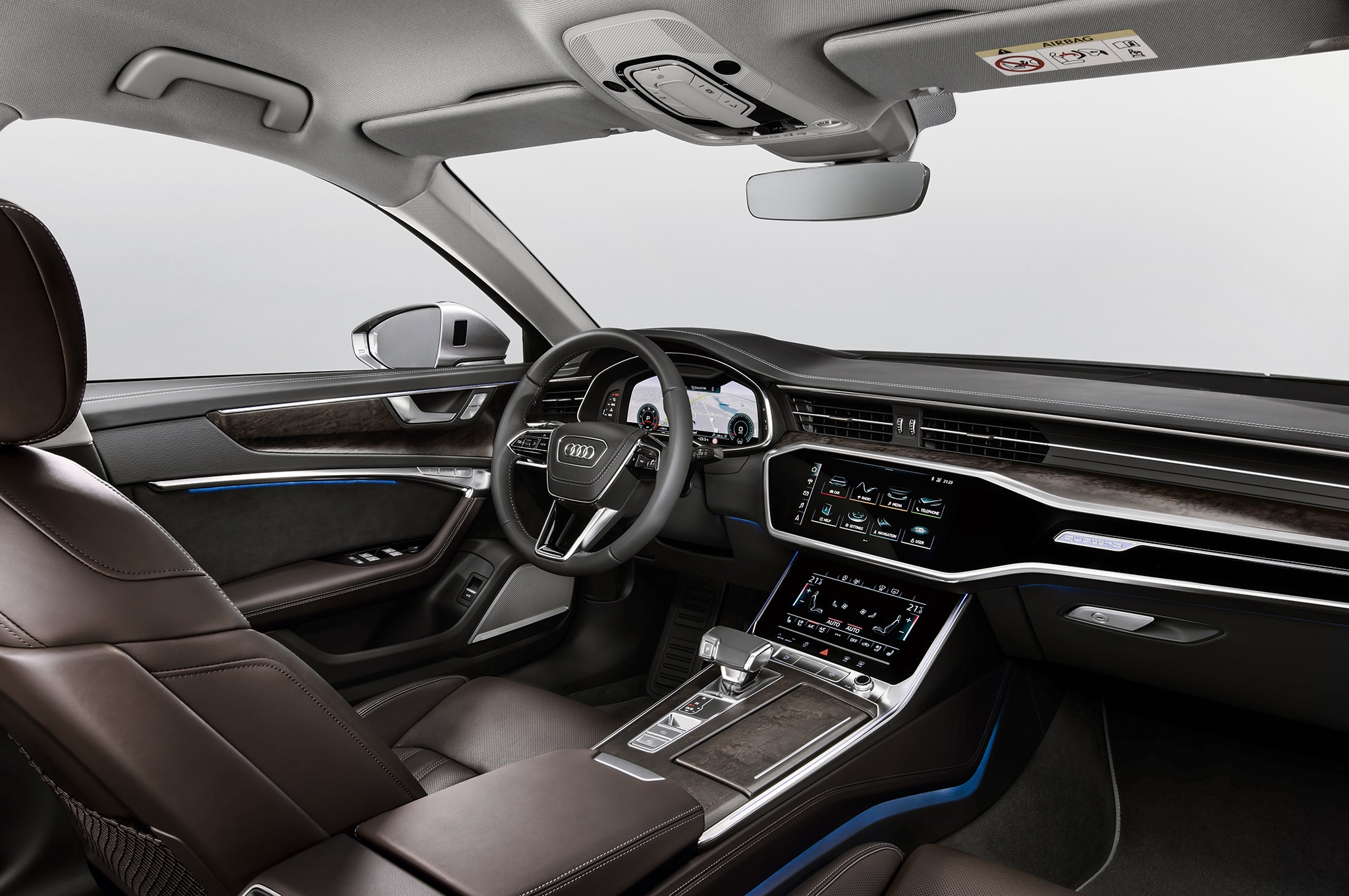 2019 Audi A6 Quietly Enters the Fray | Automobile Magazine