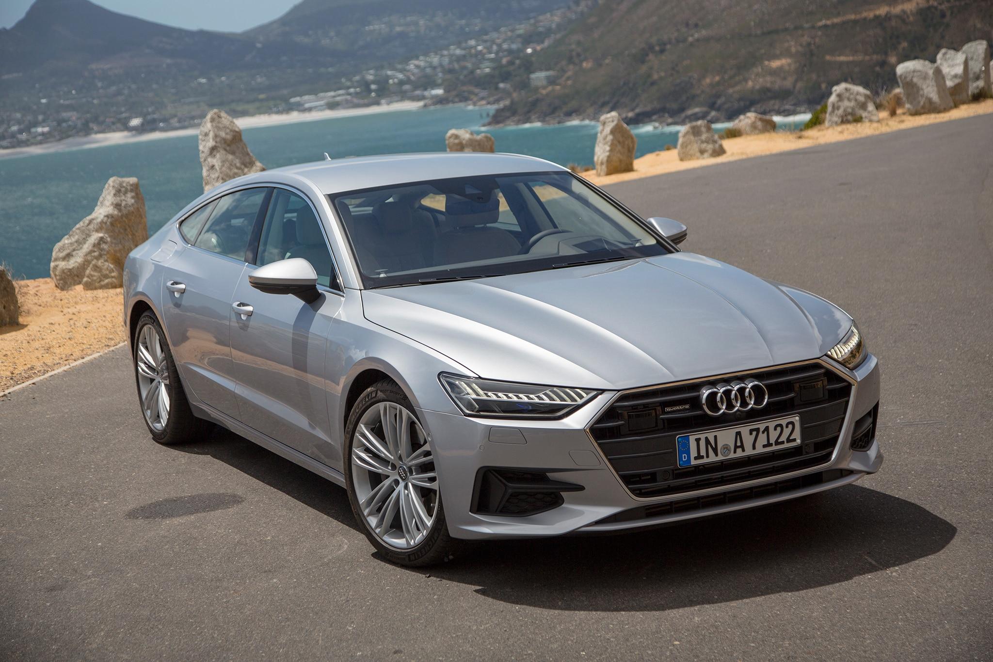 2019 Audi A7 Sportback First Drive Review   Automobile Magazine