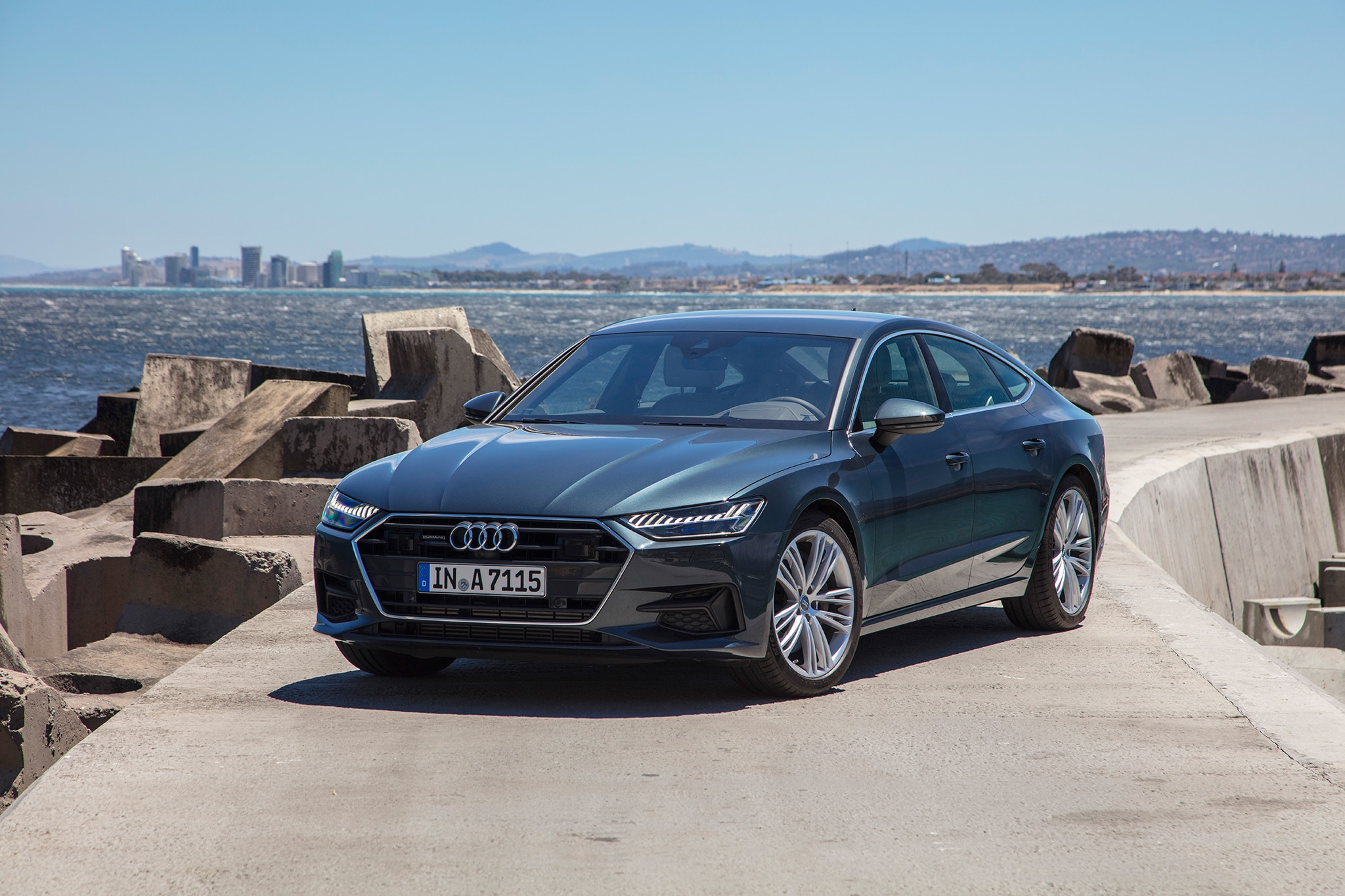2019 Audi A7 Sportback First Drive Review Automobile Magazine
