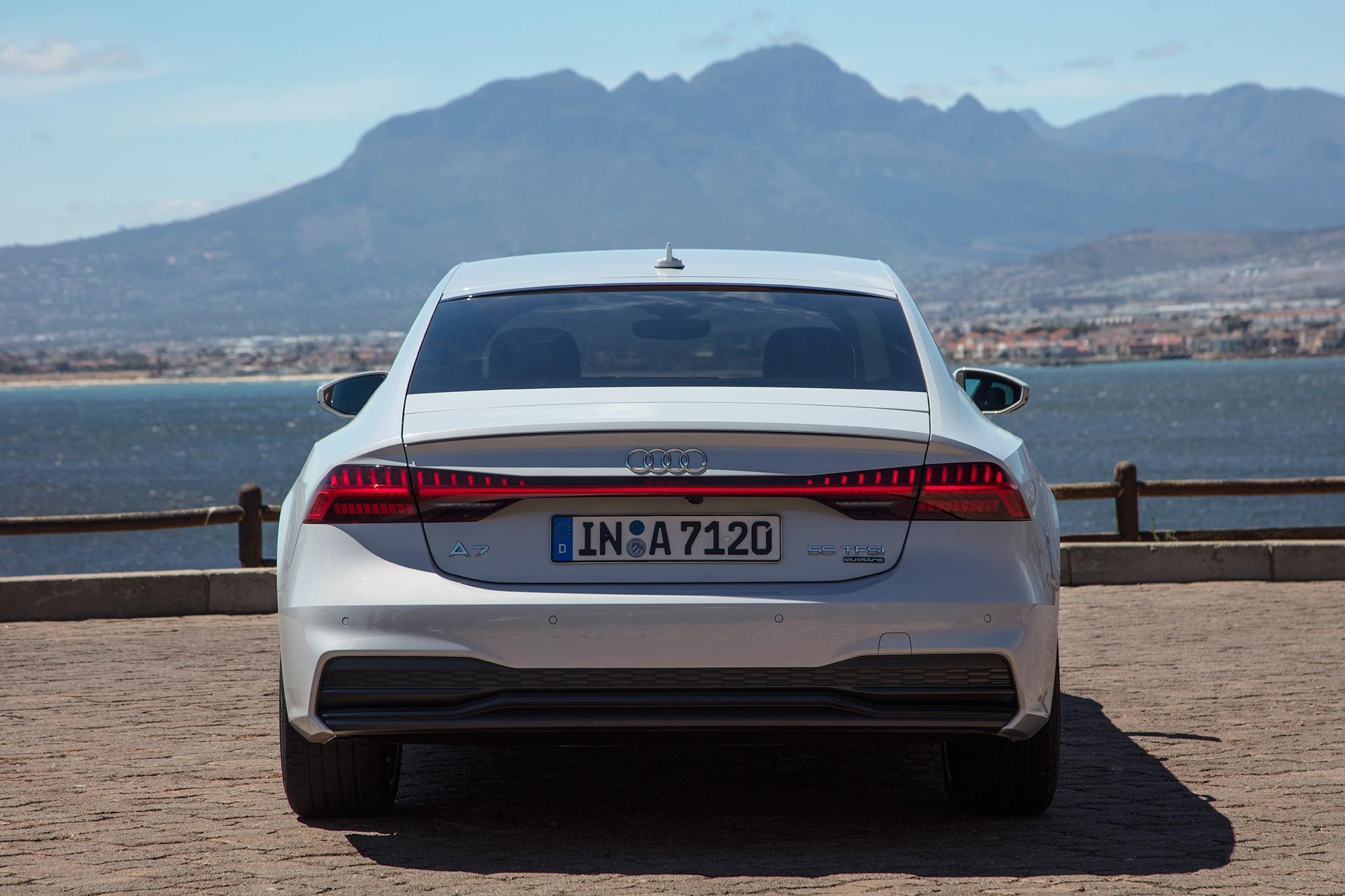 Audi A Sportback First Drive Review Automobile Magazine - 2018 audi a7
