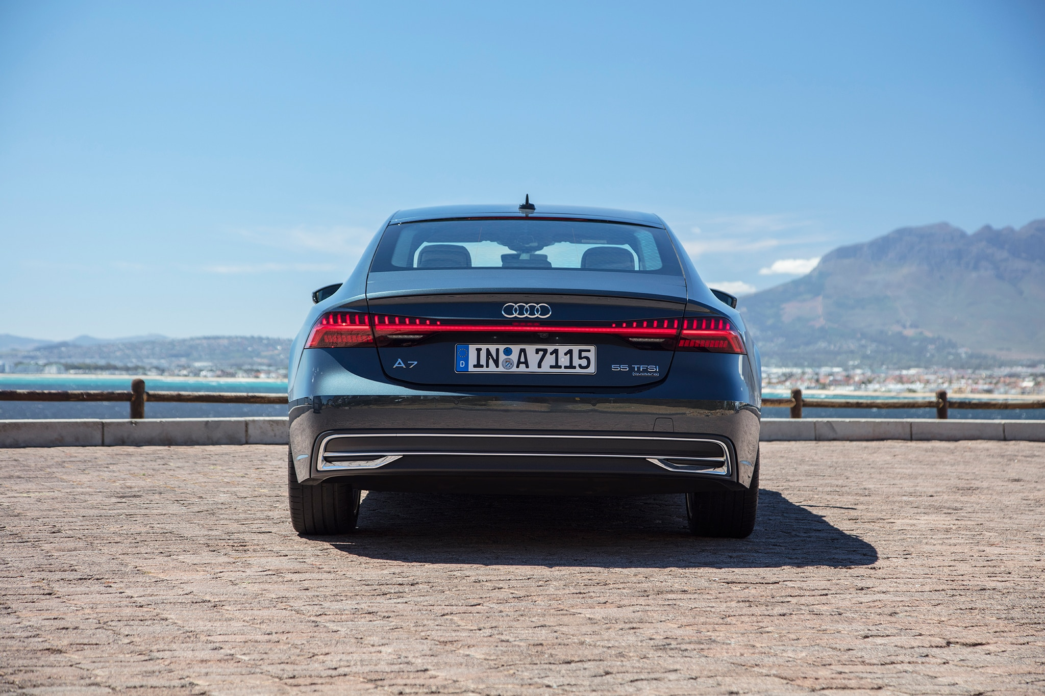 2019 Audi A7 Sportback First Drive Review Automobile