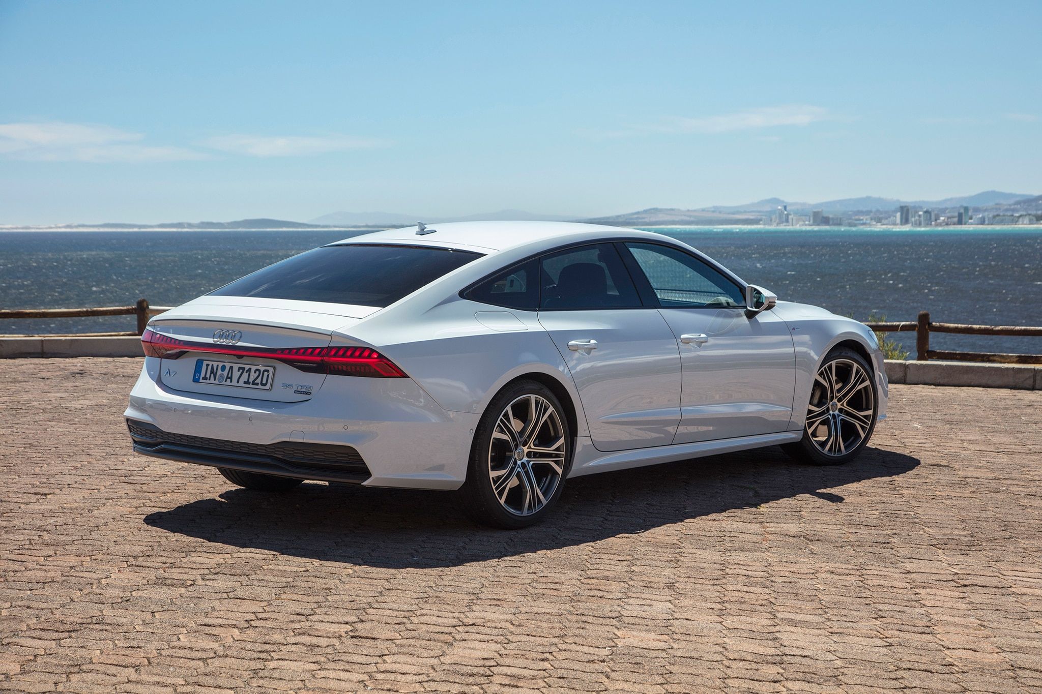 Audi A Sportback First Drive Review Automobile Magazine - Audi a7 2018