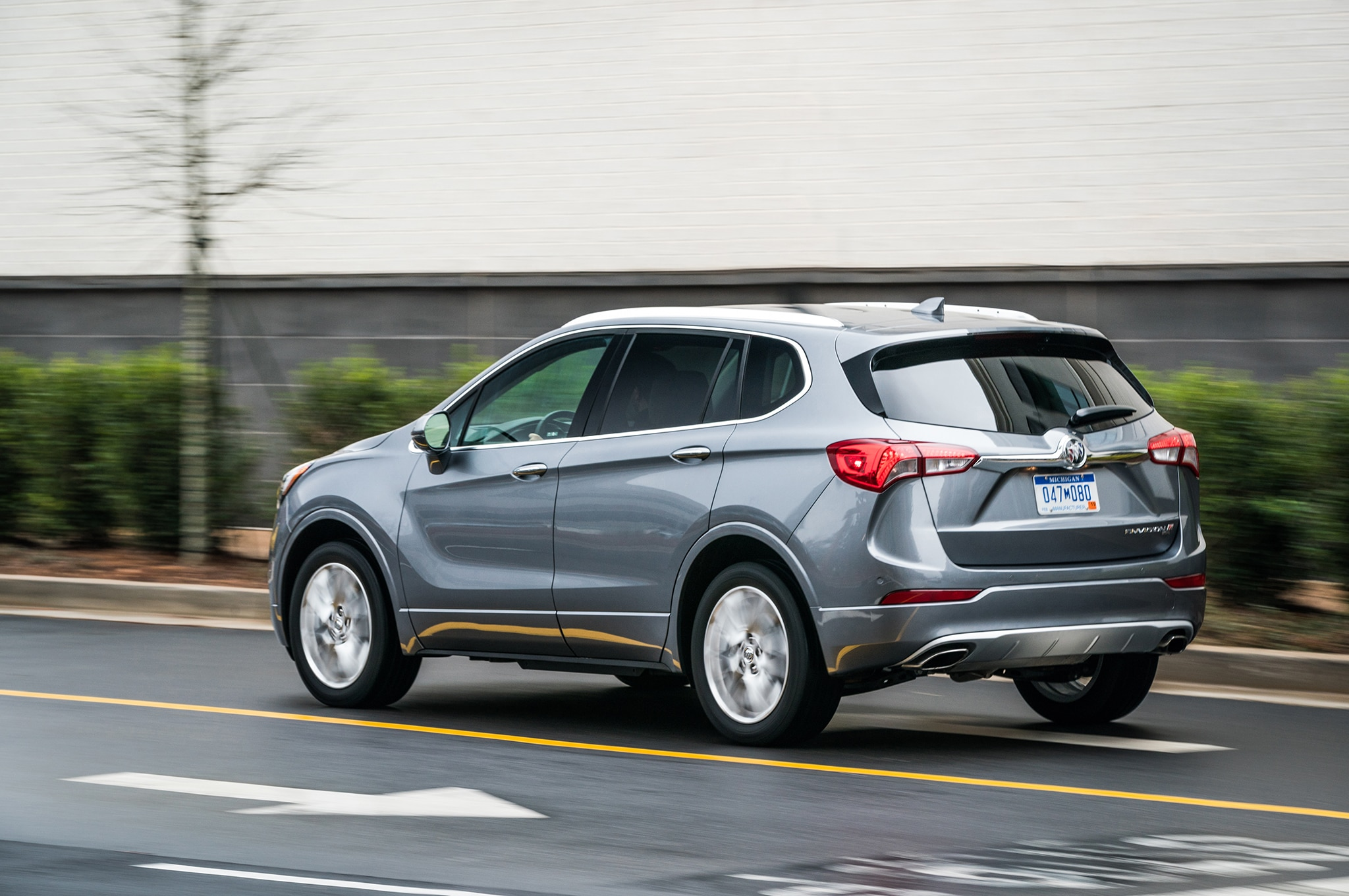 Pictures Of The First Automobile >> First Drive: 2019 Buick Envision Premium II | Automobile Magazine