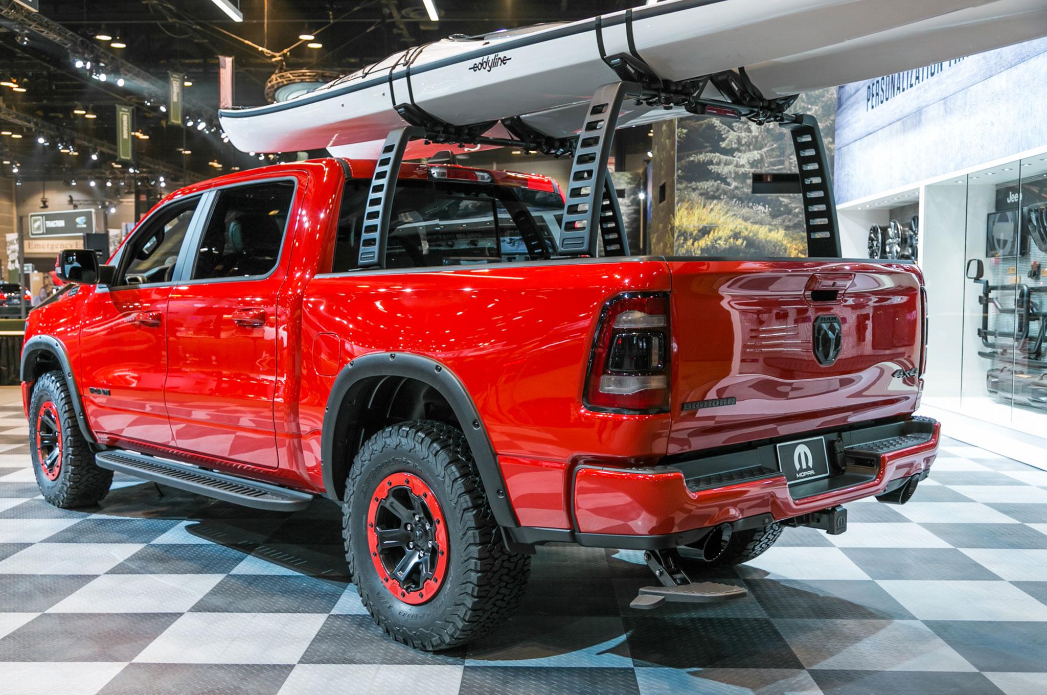 Mopar Preps 2019 Ram 1500 for Adventure | Automobile Magazine