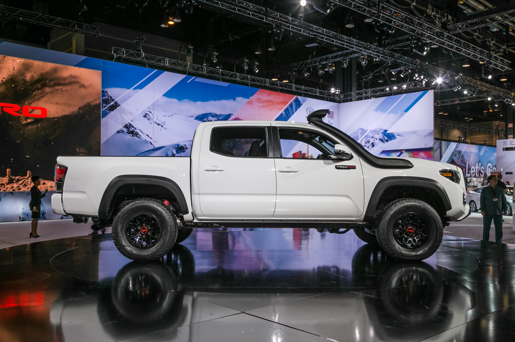 Toyota TRD Pro Lineup Gets Foxy for 2019 | Automobile Magazine